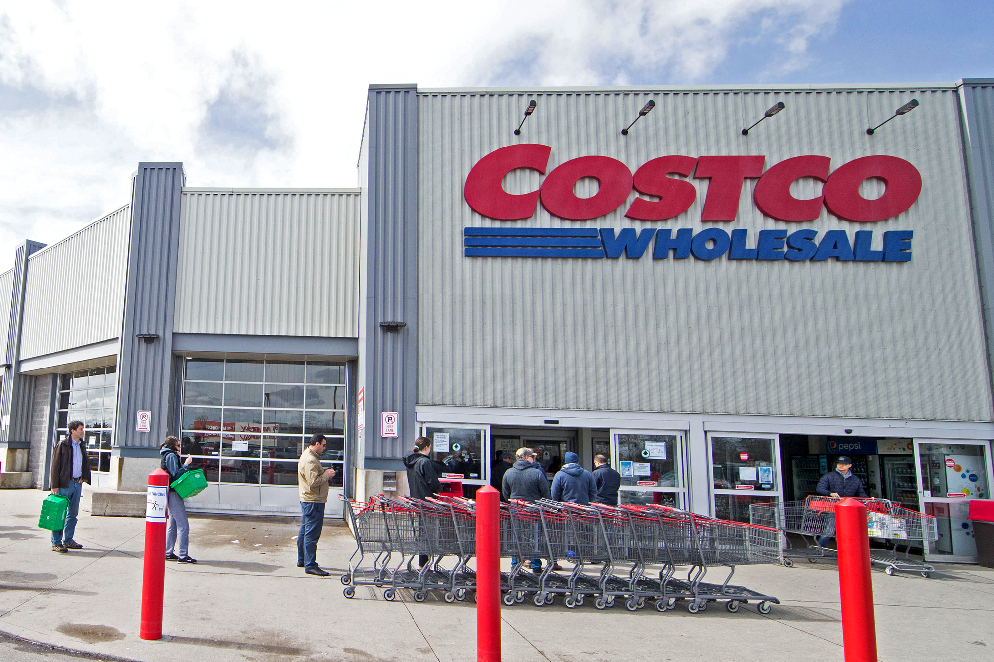 Costco Lifts Restrictions on Entry into Stores