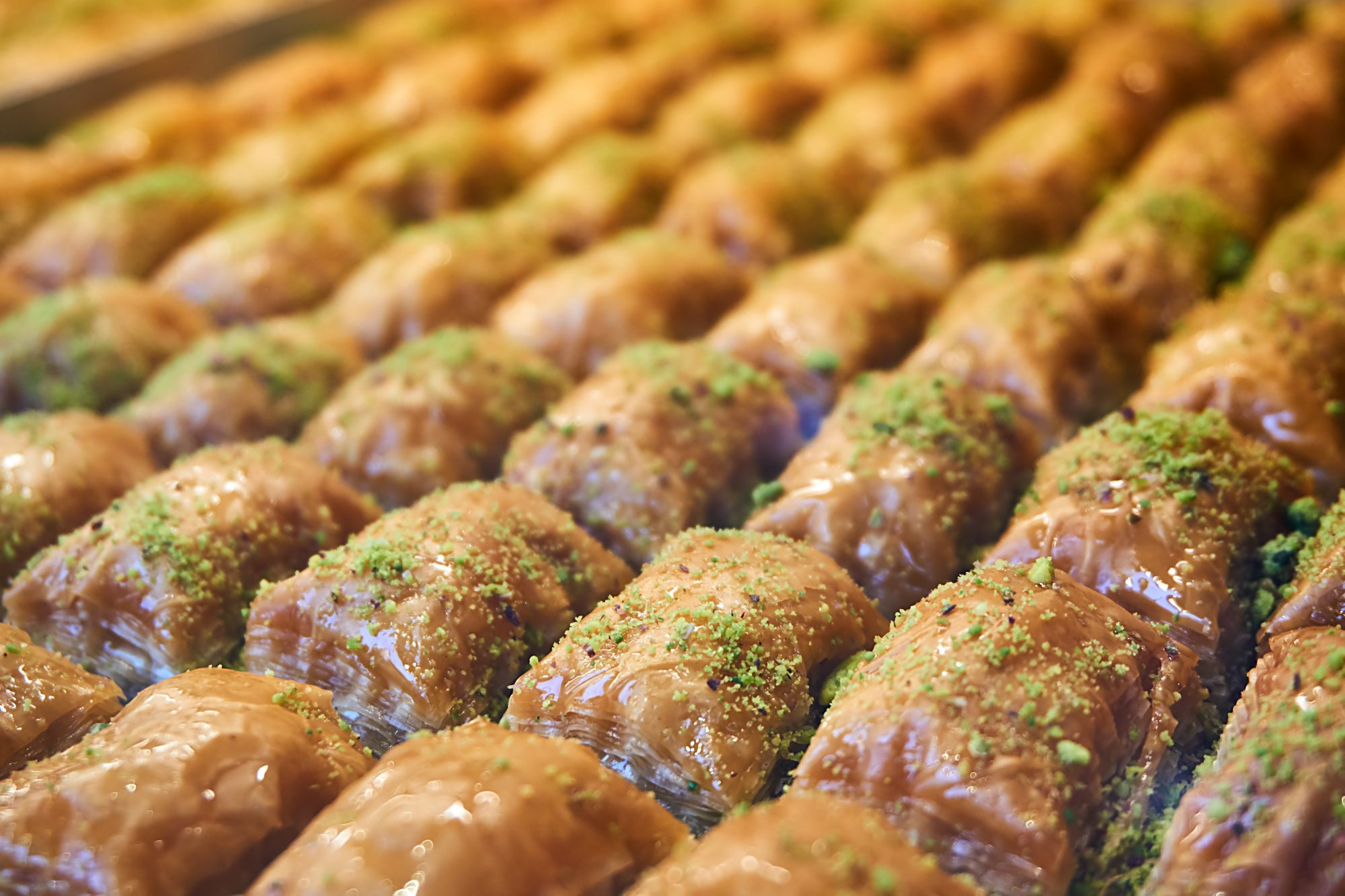 Neat baklava Getty 5/19/20