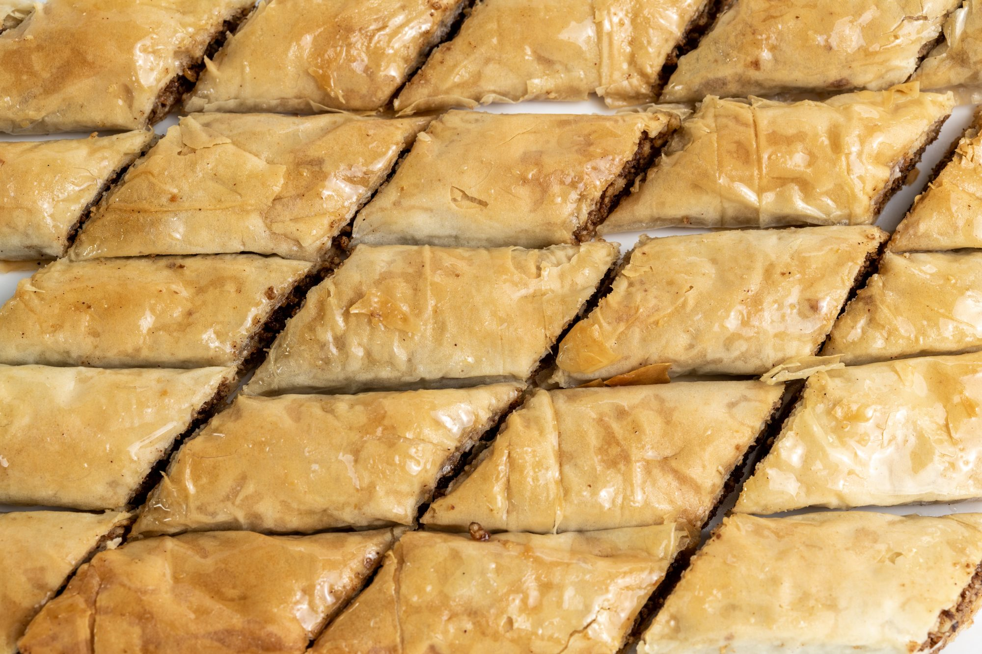 Diamond baklava Getty 5/19/20