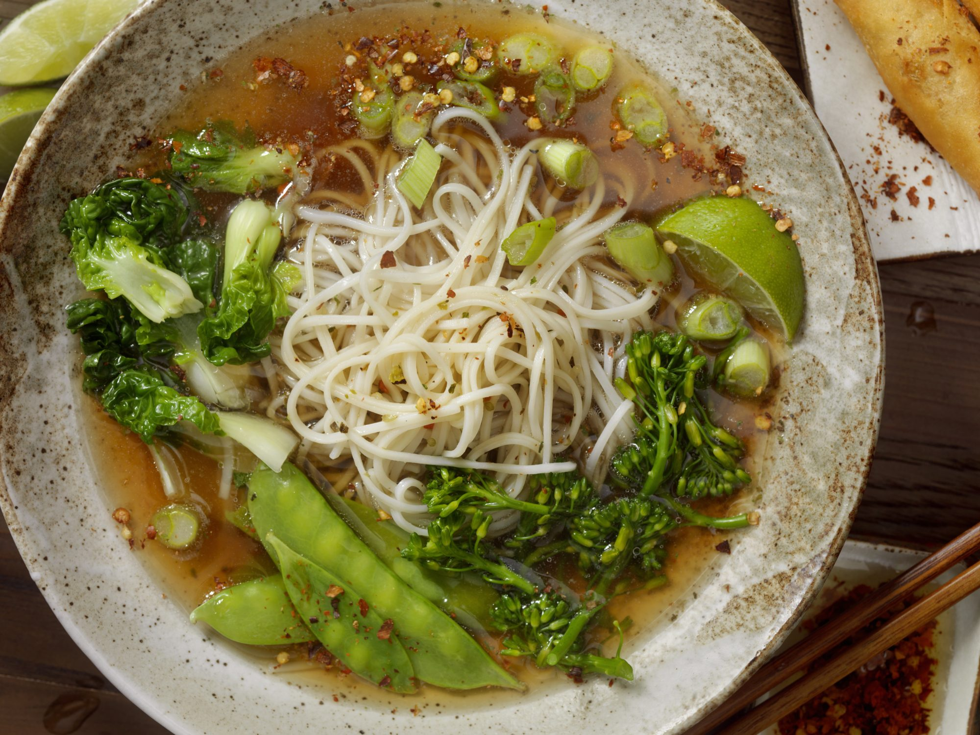 Beef pho Getty 5/21/20