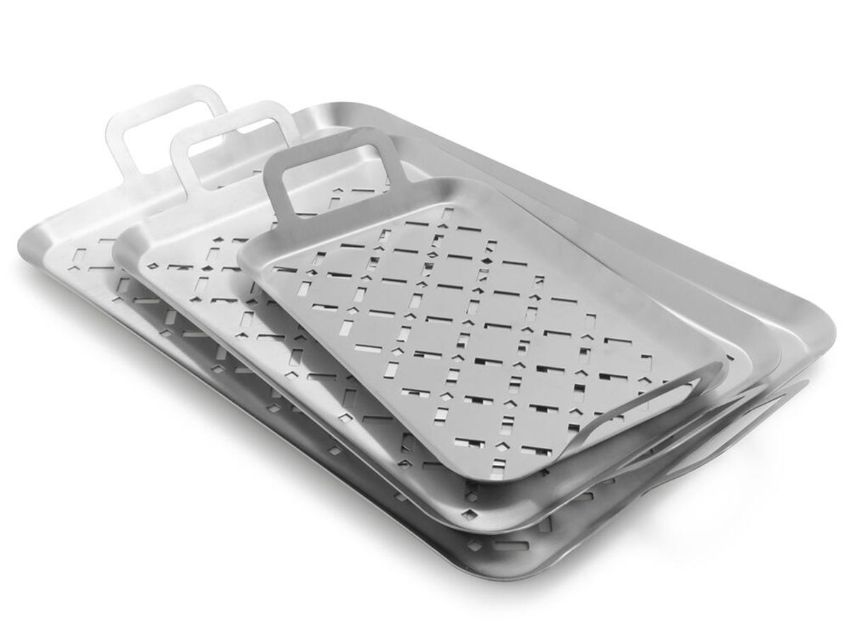 Sur La Table Stainless Steel Grill Grids