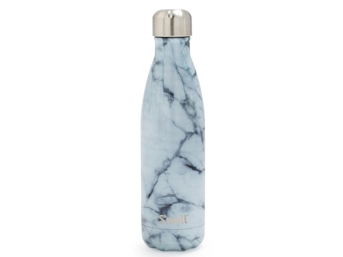 S'well White Marble Water Bottle