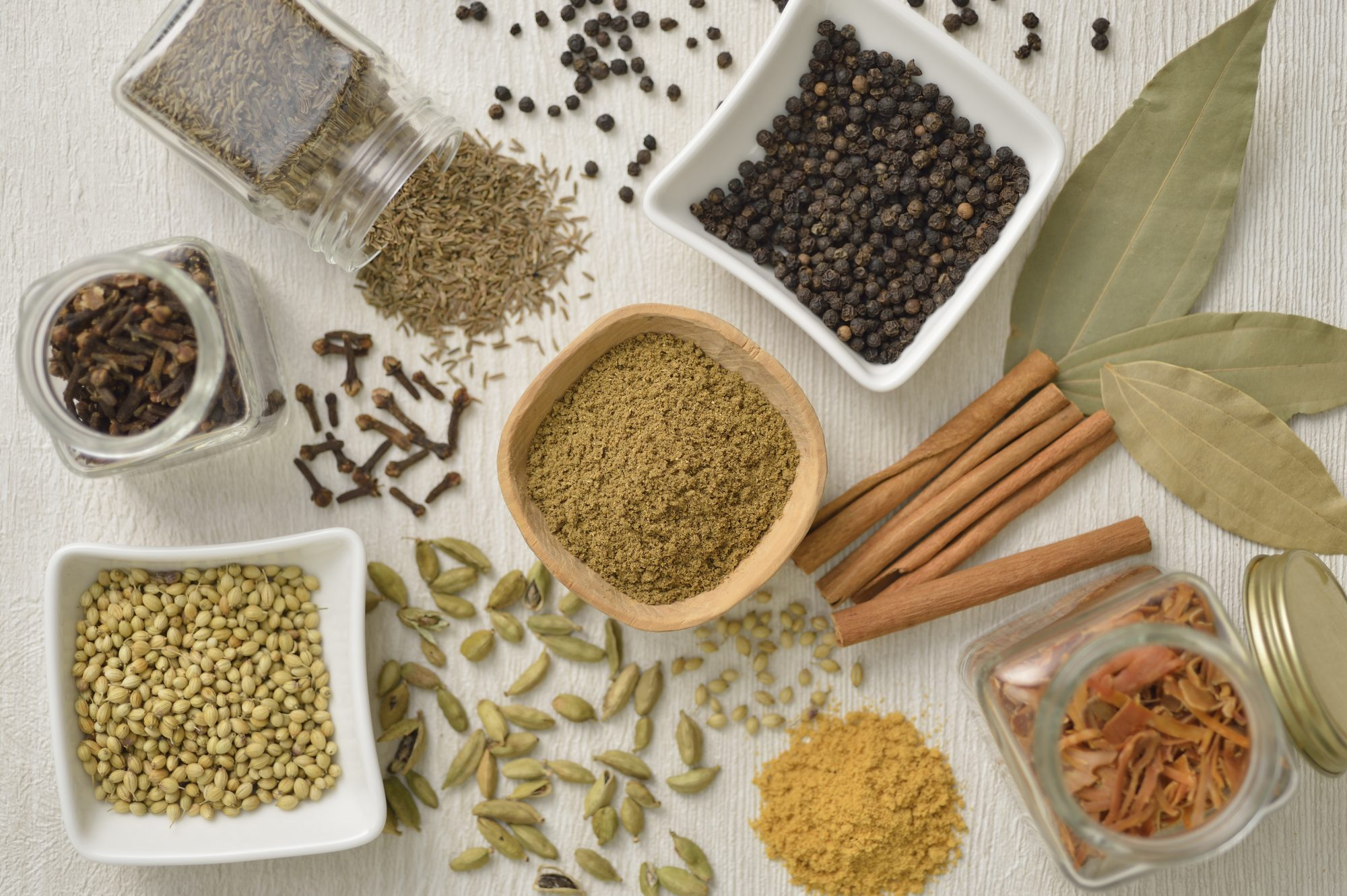 Garam masala ingredients Getty 5/27/20