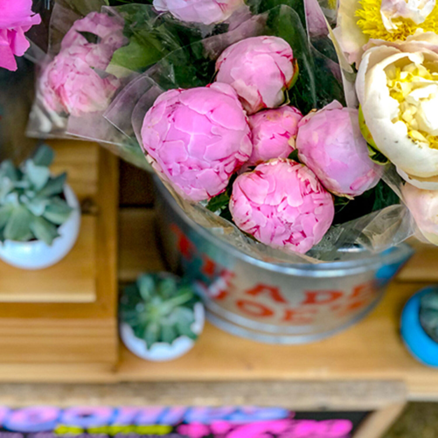 Trader Joe's Famous Peonies Are Back in Stores 2