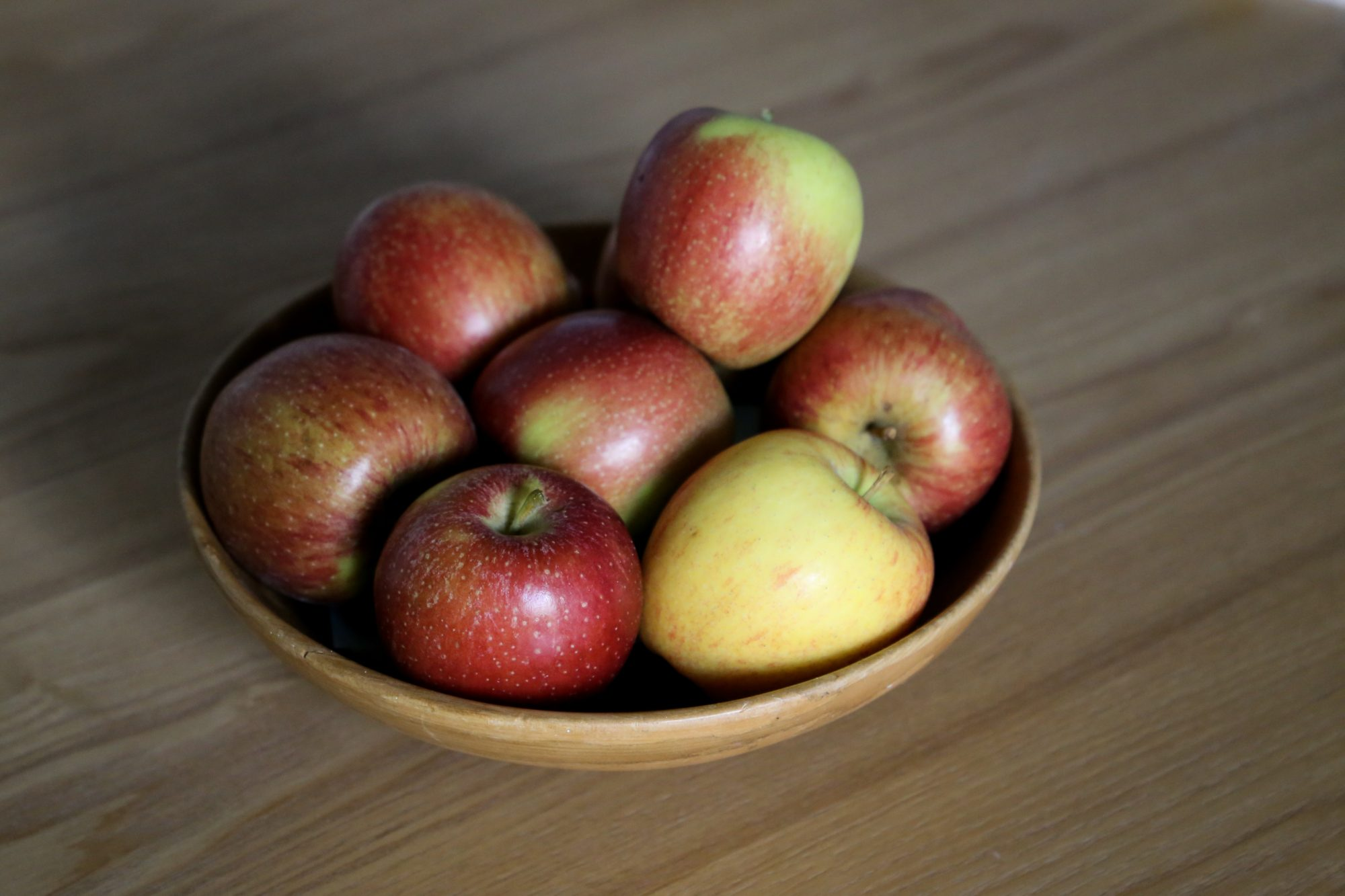 Apples in bowl Getty 6/12/20