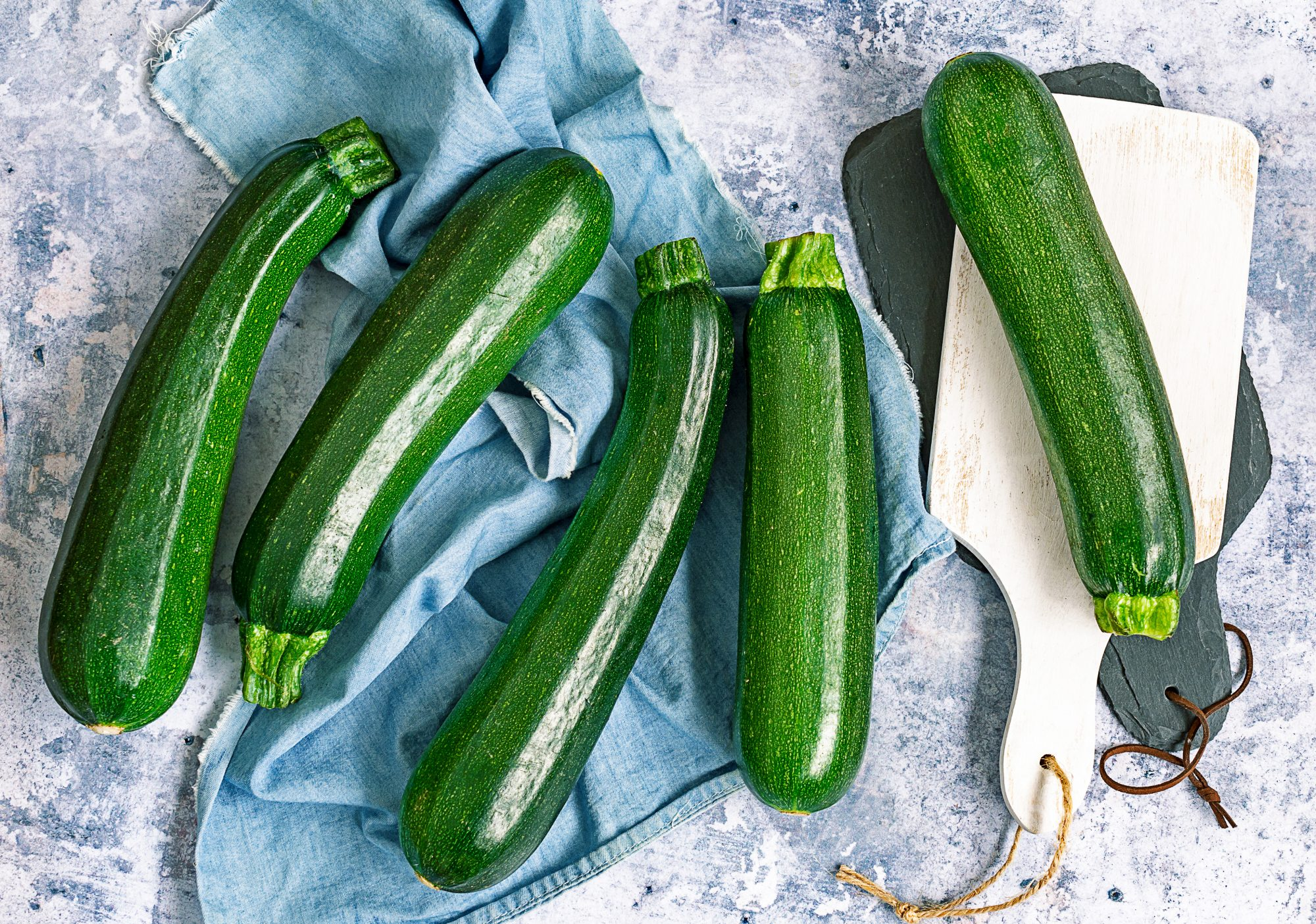 Whole zucchini Getty 6/22/20