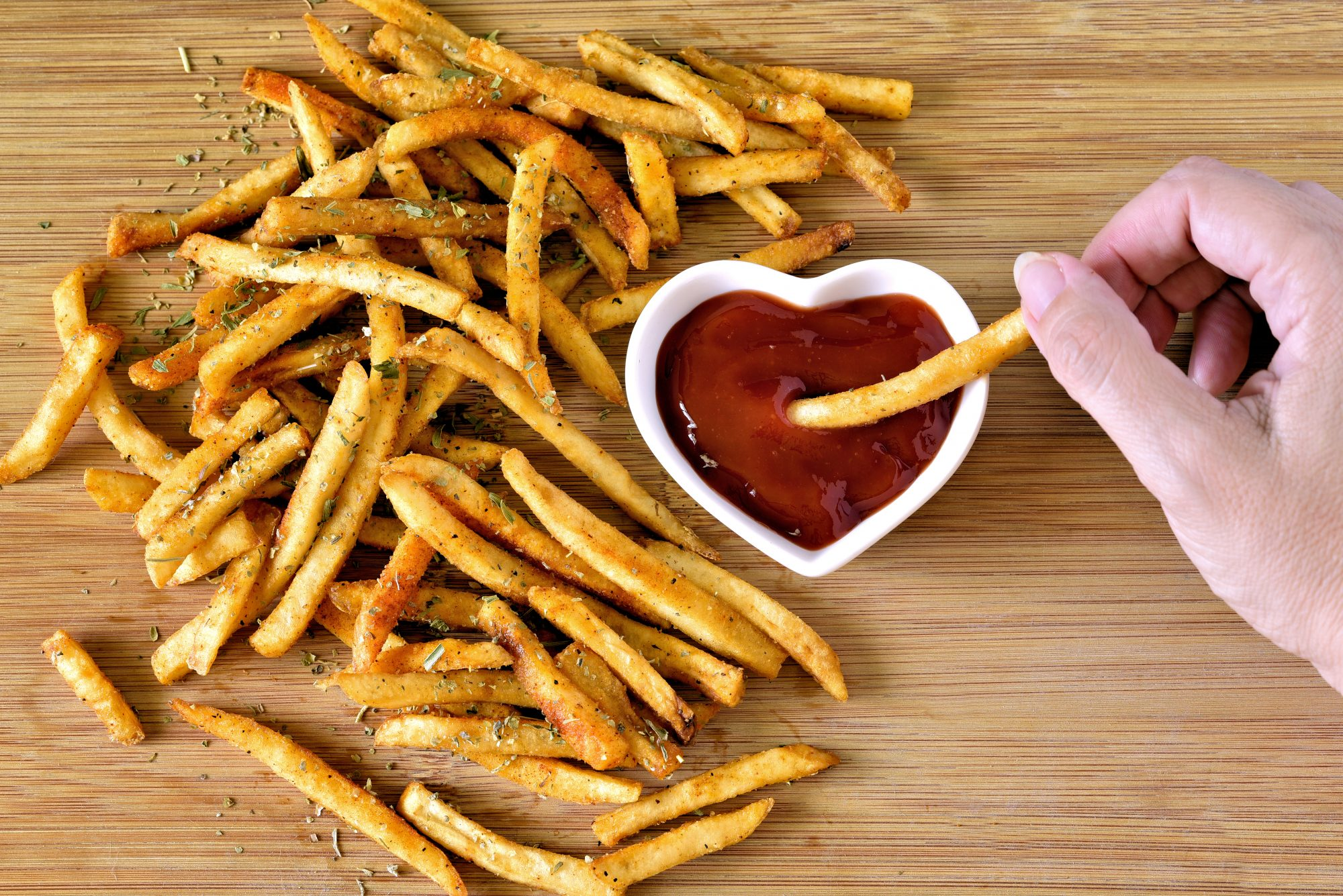 French fries with ketchup Getty 6/24/20