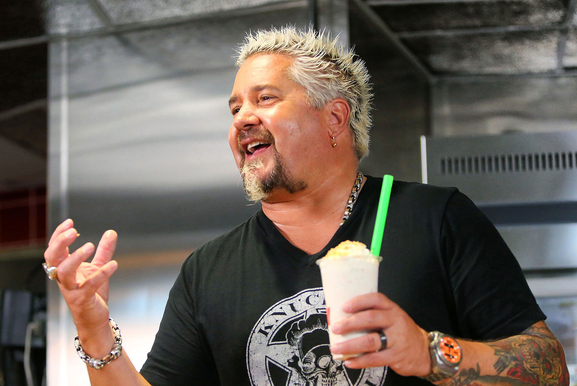 Colombus Rename to Flavortown for Guy Fieri