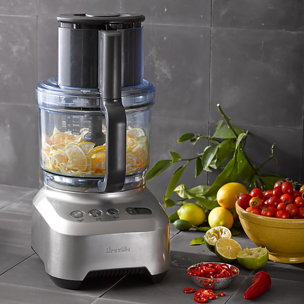 Breville Sous Chef Food Processor, 16-Cup