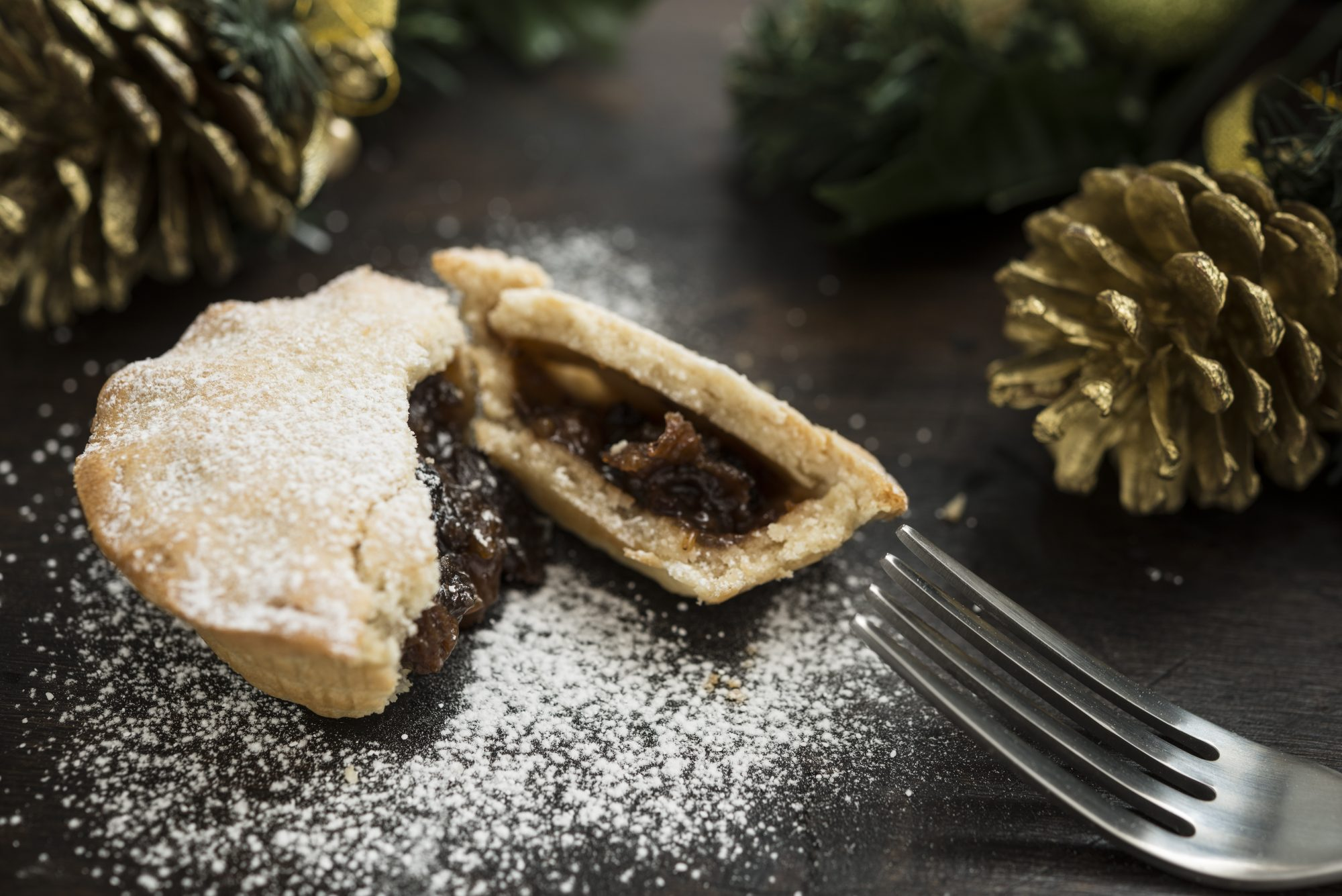 Mince pie Getty 7/1/20