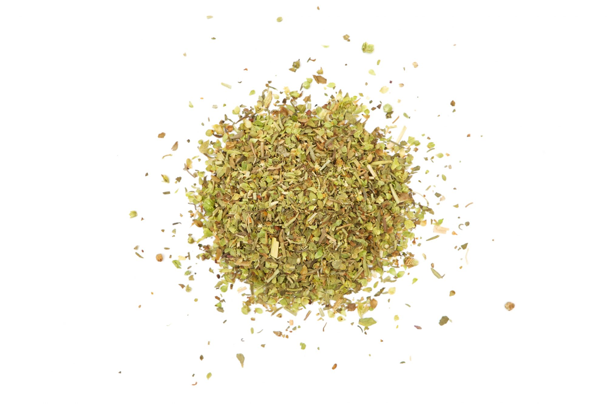 Italian seasoning on white background Getty 7/13/20