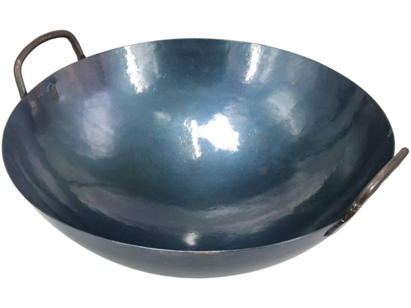 Lightweight Cast Iron Wok