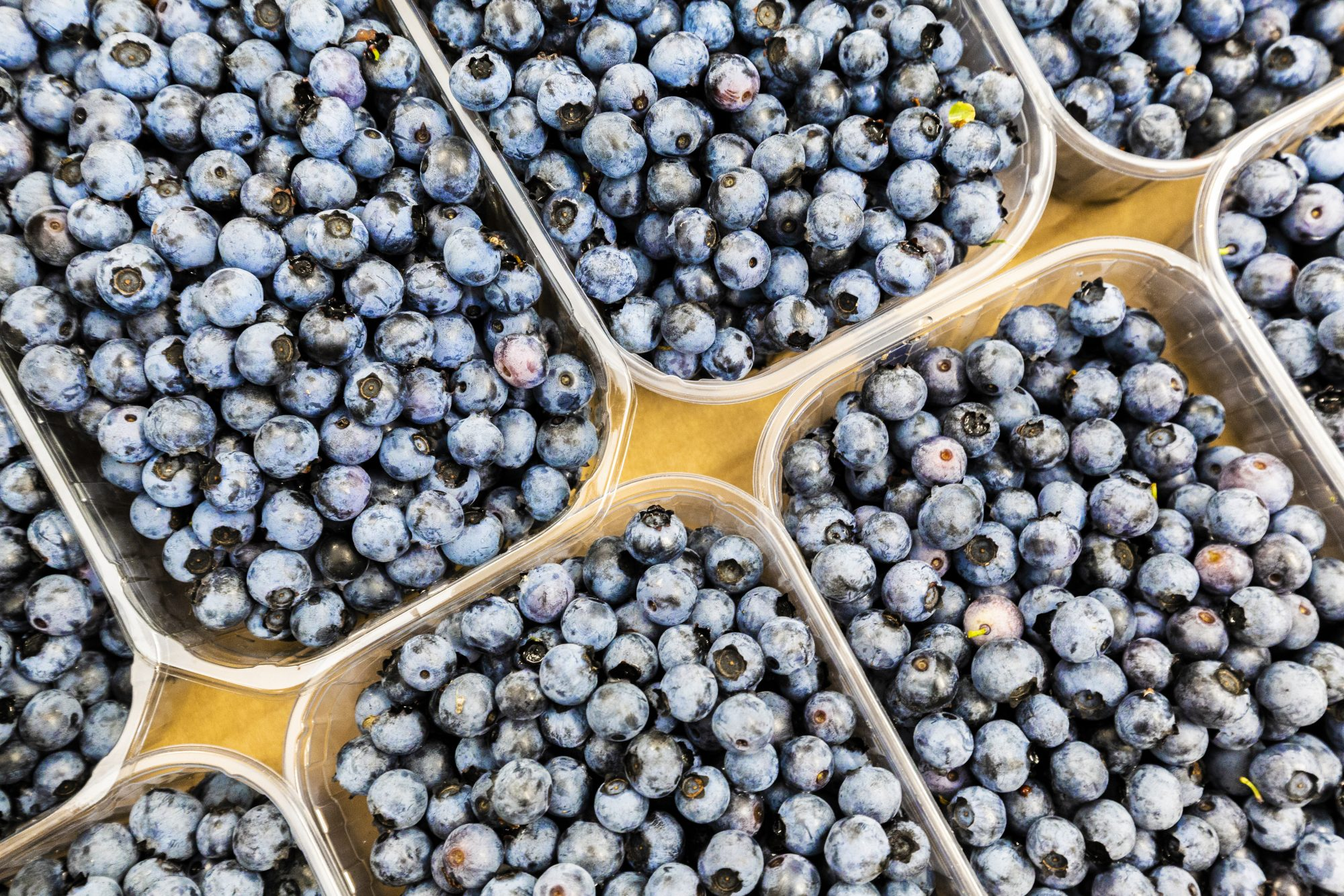 Blueberries in baskets Getty 7/16/20