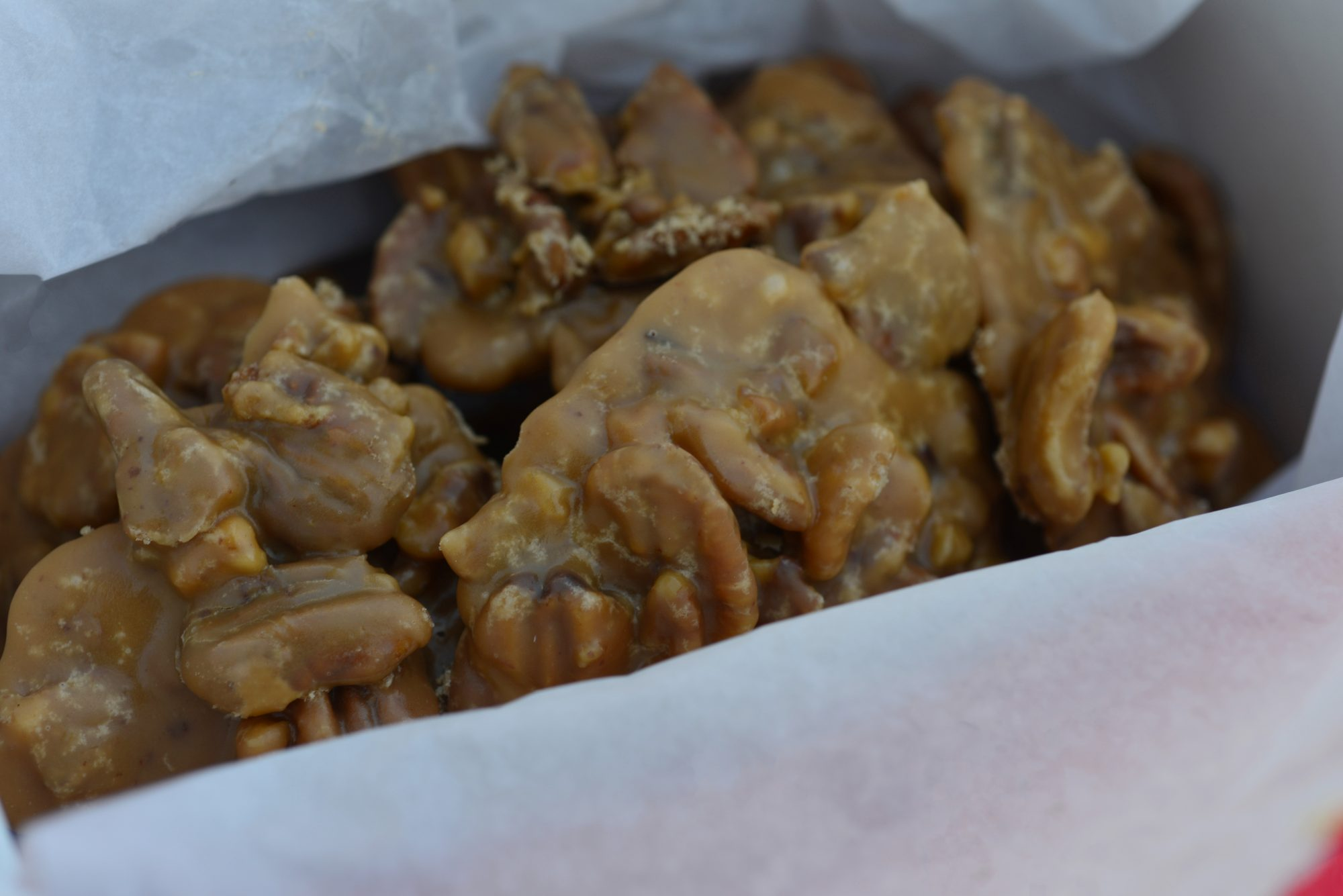 Box of pralines Getty 7/17/20