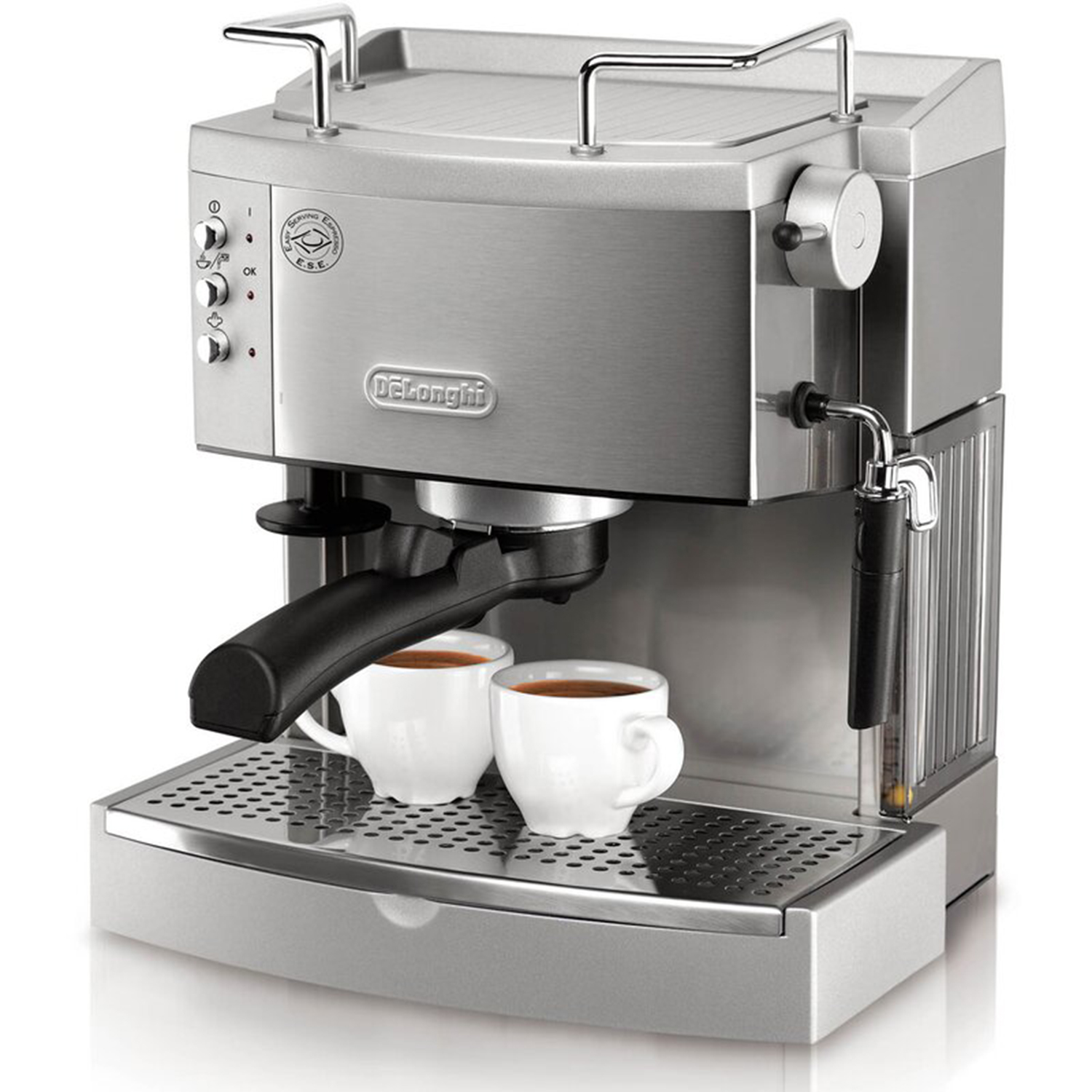 De'Longhi Stainless Steel Espresso and Cappuccino Machine