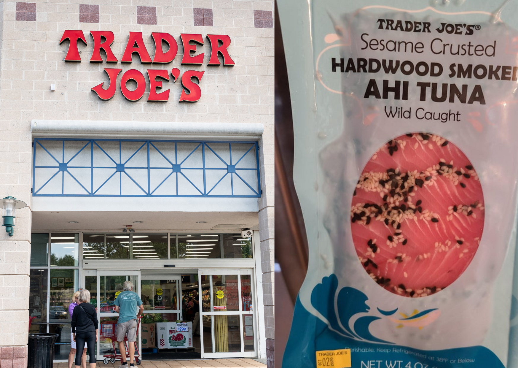 Trader Joe's Smoked Tuna header