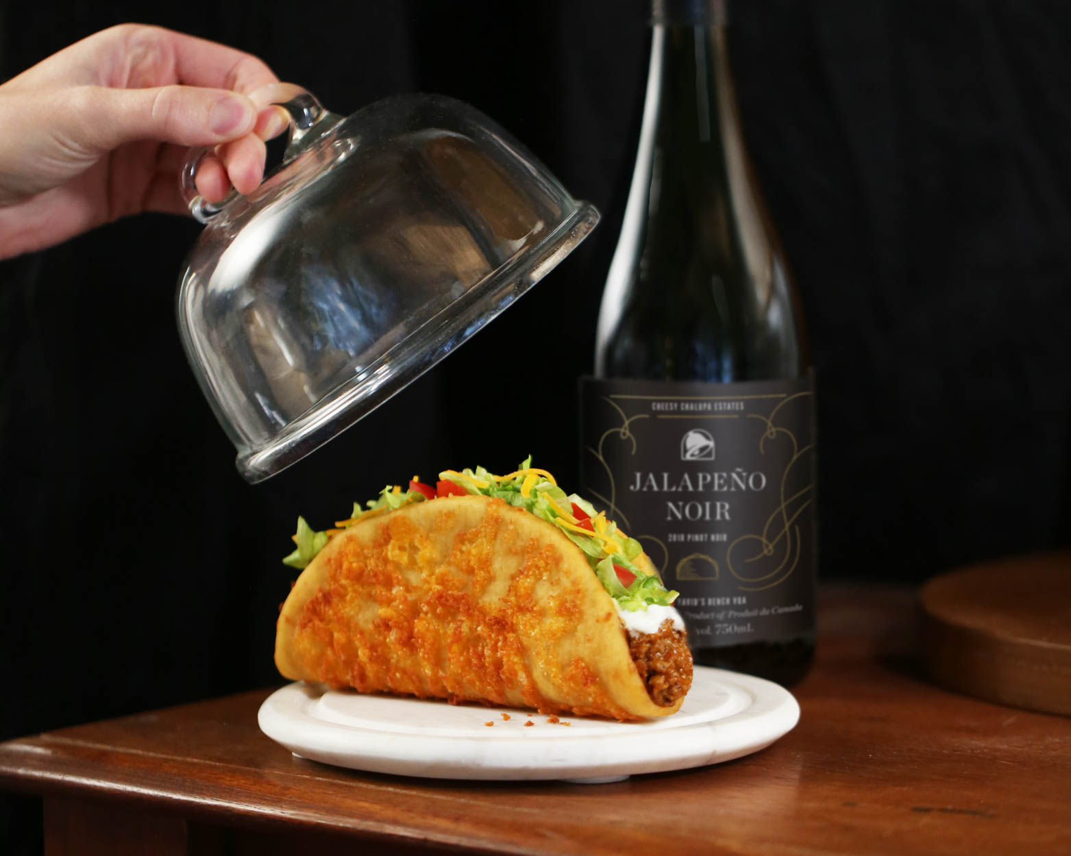 Taco Bell Is Getting Its Own Wine to Pair with Chalupas 2