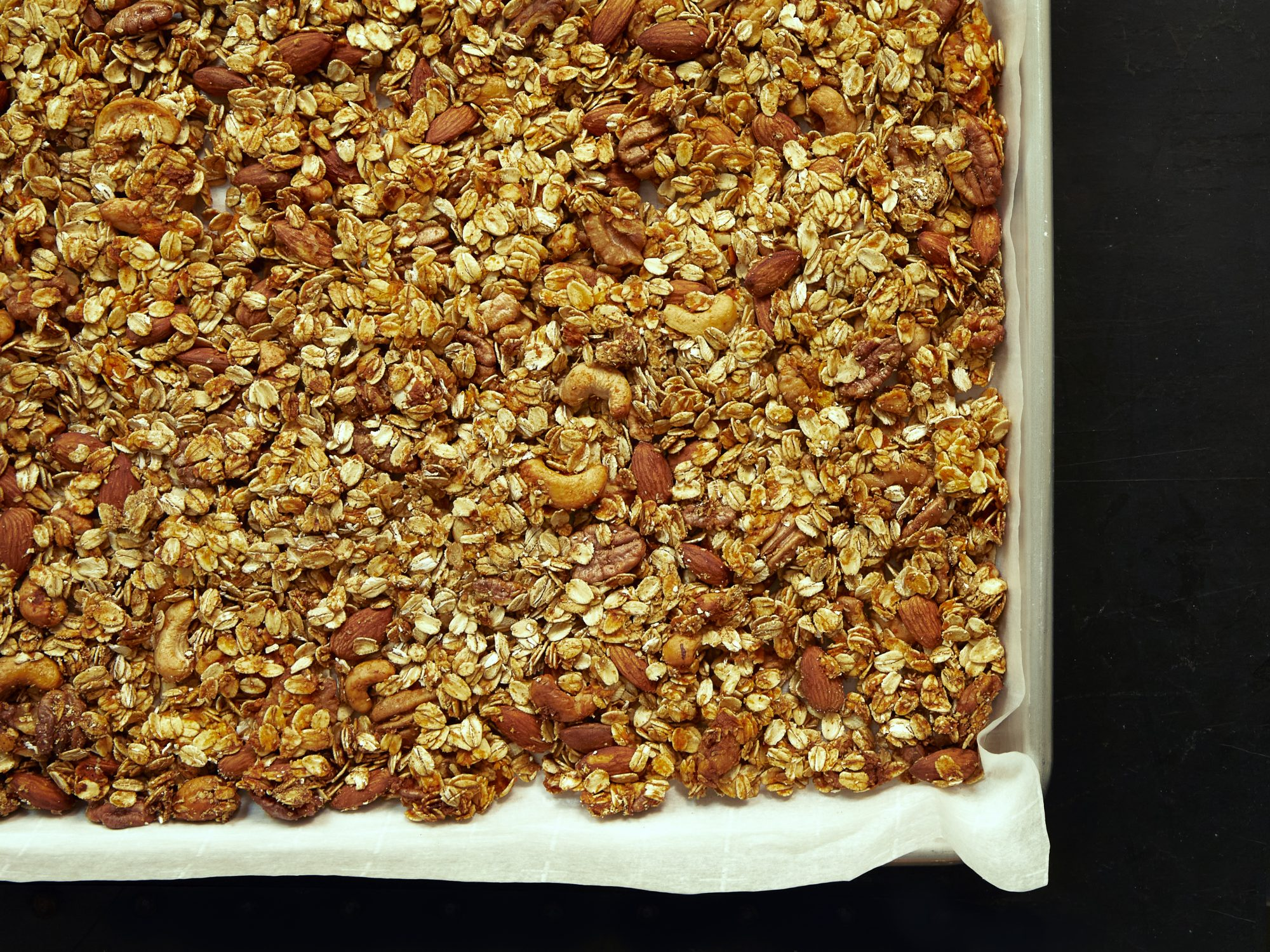 mr-Sweet Potato Granola image