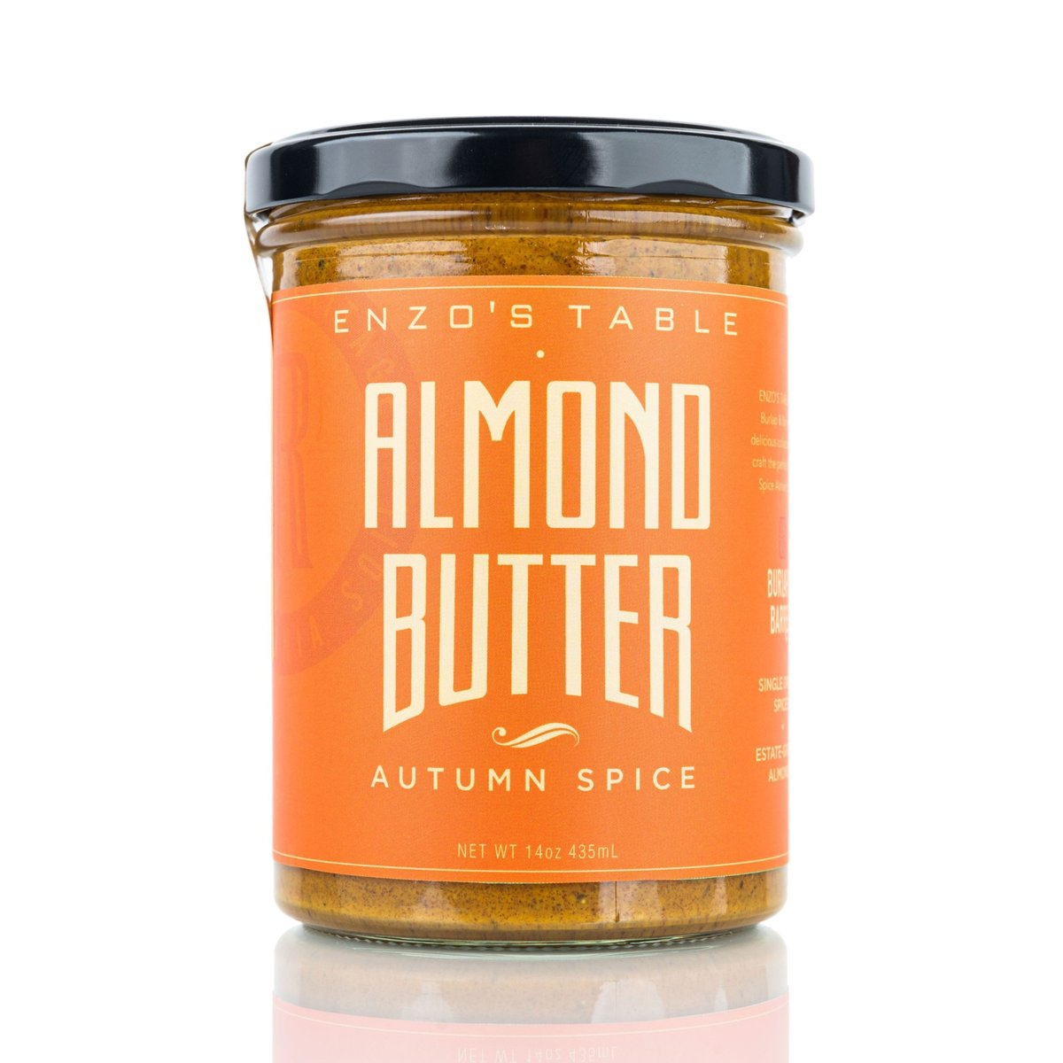 ENZO Autumn Spice Almond Butter