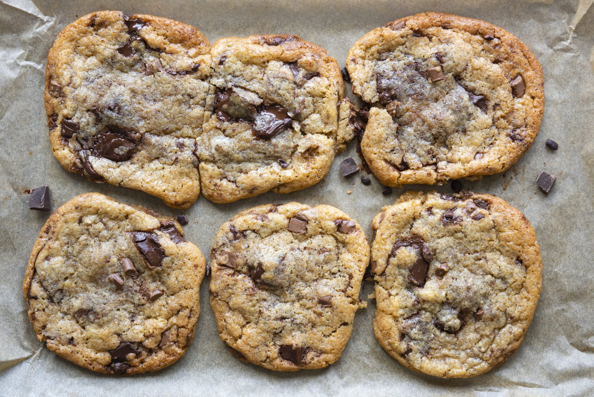 Flat cookies Getty 9/29/20