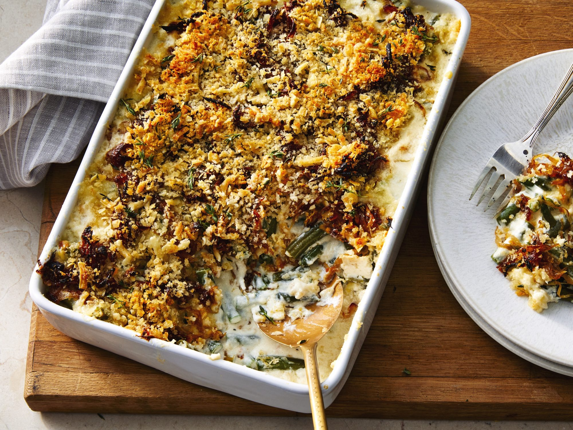 mr - French Onion Green Bean Casserole Image