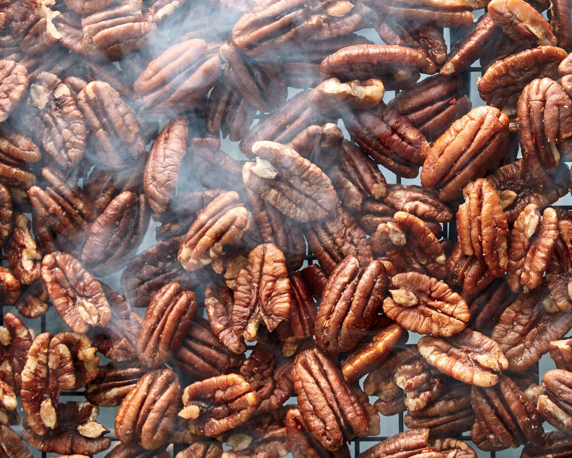 ck-Smoked and Spiced Pecans Image