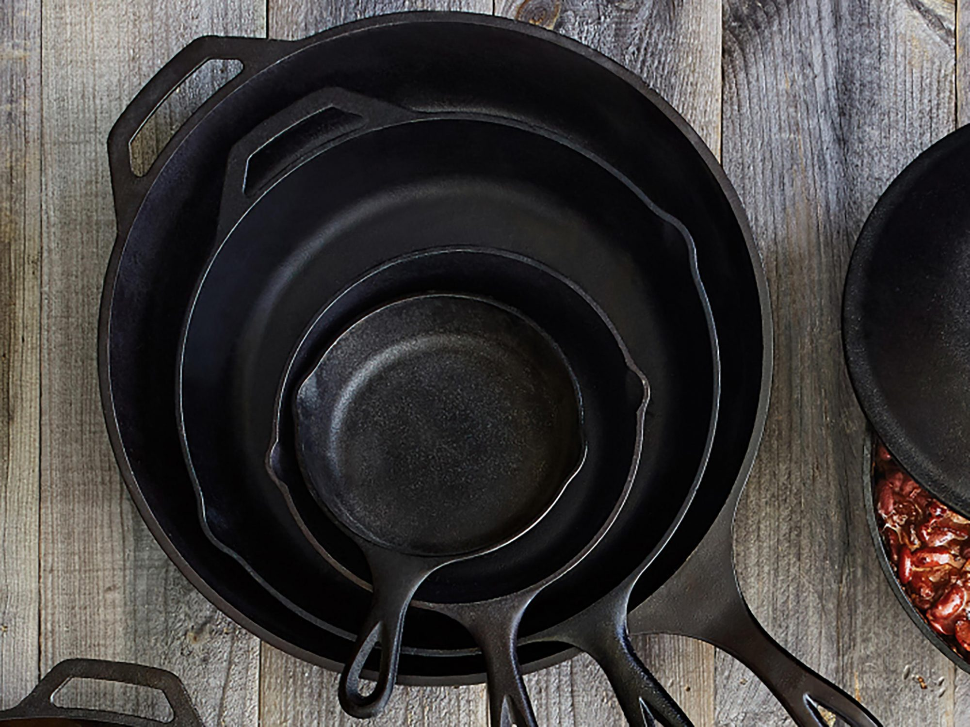 Caring for a Cast-Iron Skillet Is a Lot Easier Than You Think