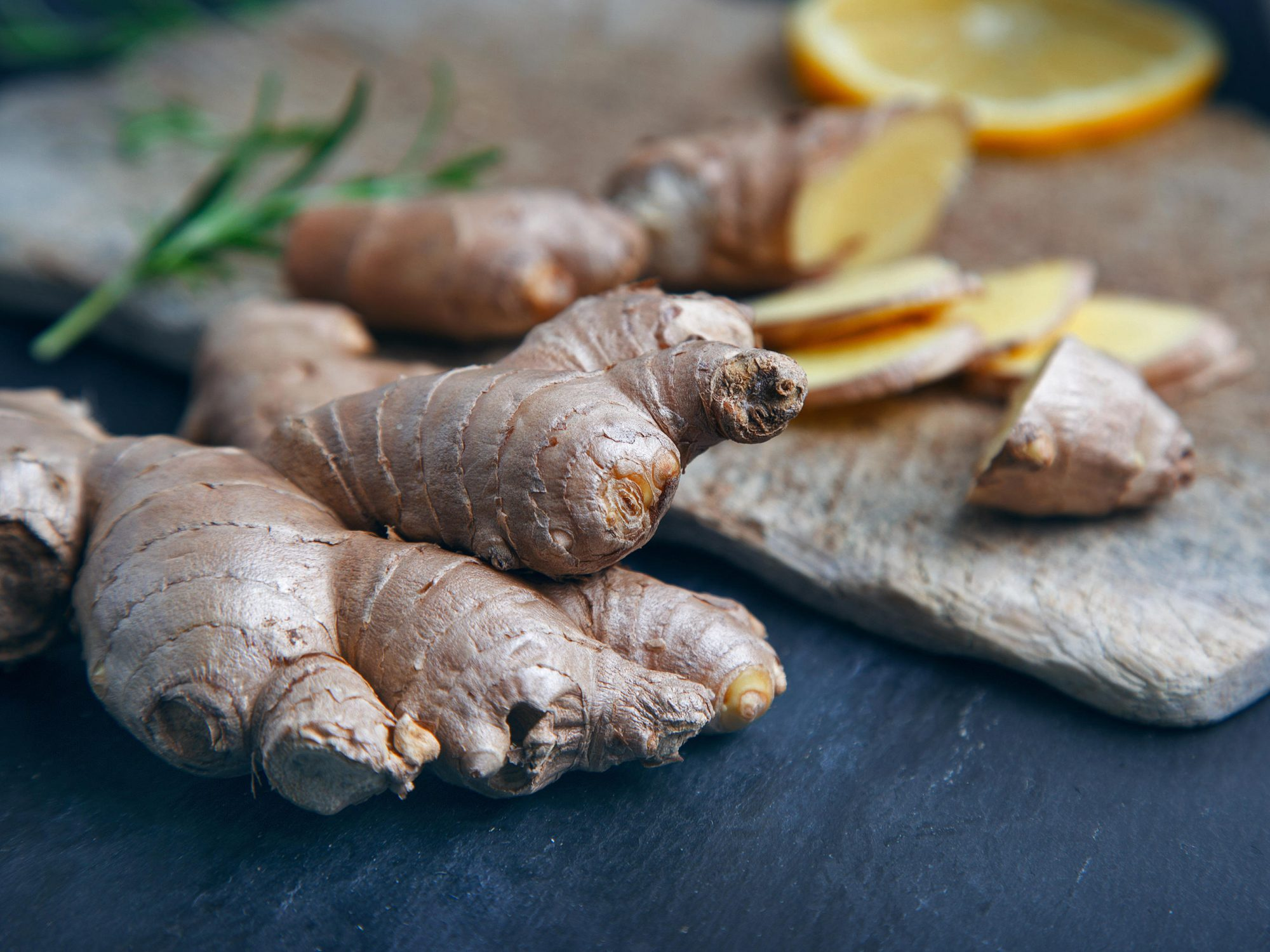 Ginger Ale Isn't the Key to Calming Your Stomach—Here's Why 1810w-Ginger-Root-Evergreen