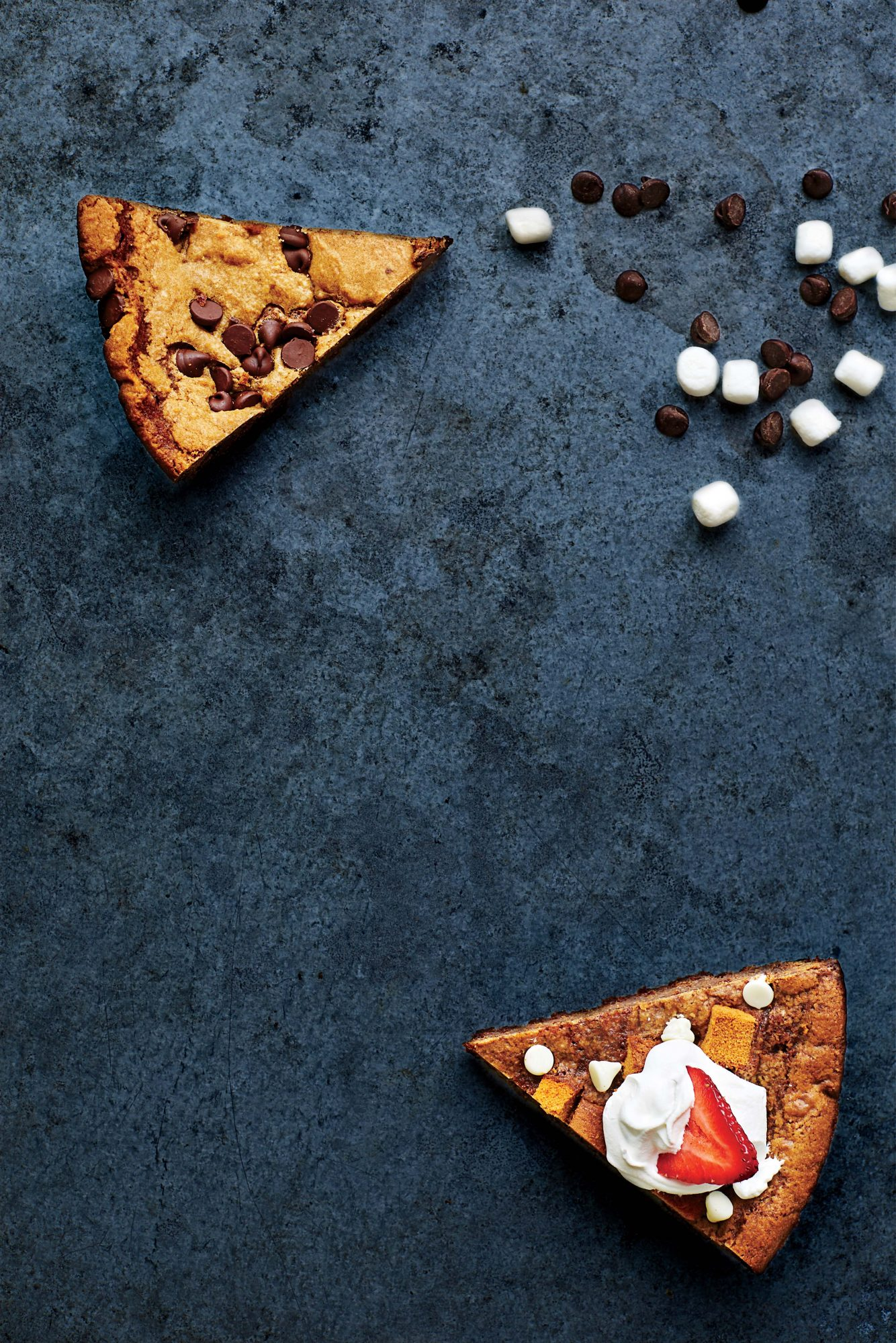 Deep-Dish Chocolate Chip Skillet Cookie Image