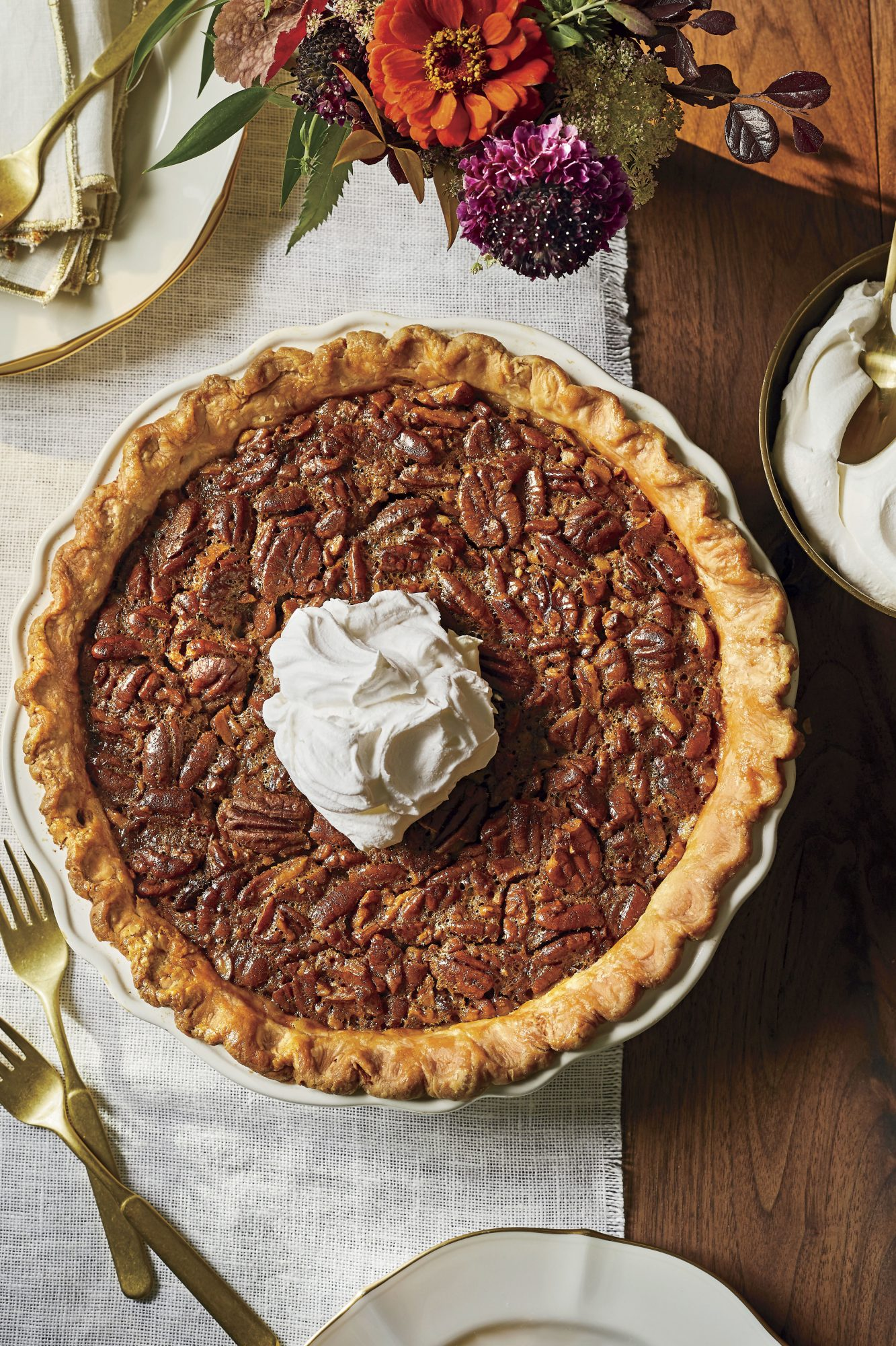 Oxbow Bakery Pecan Pie