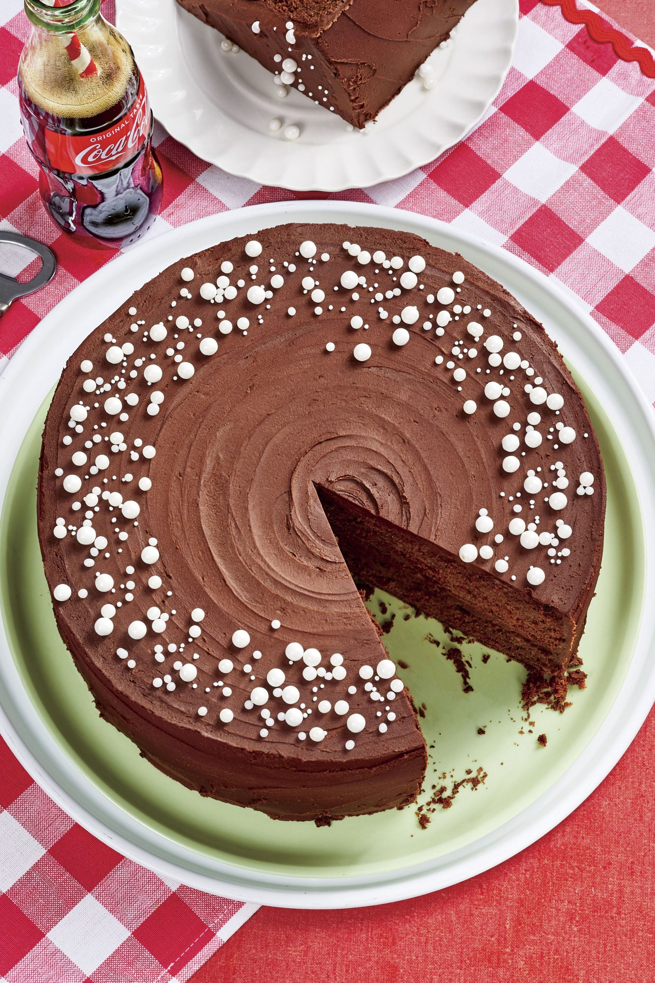 Coca Cola Chocolate Cake
