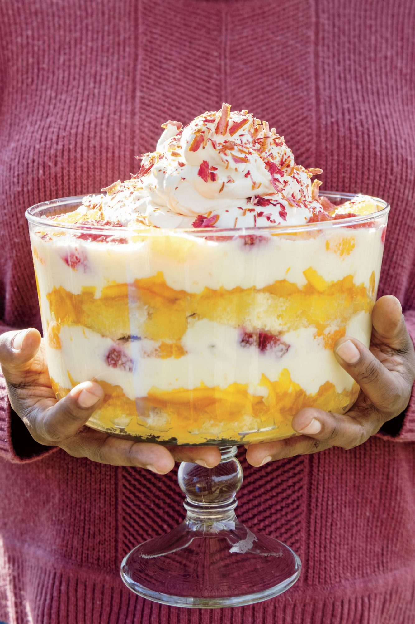 Orange-Buttermilk Trifle