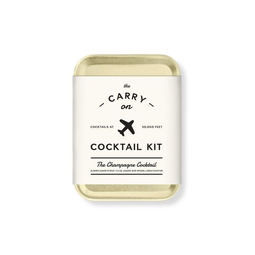 The Carry On Champagne Cocktail Kit