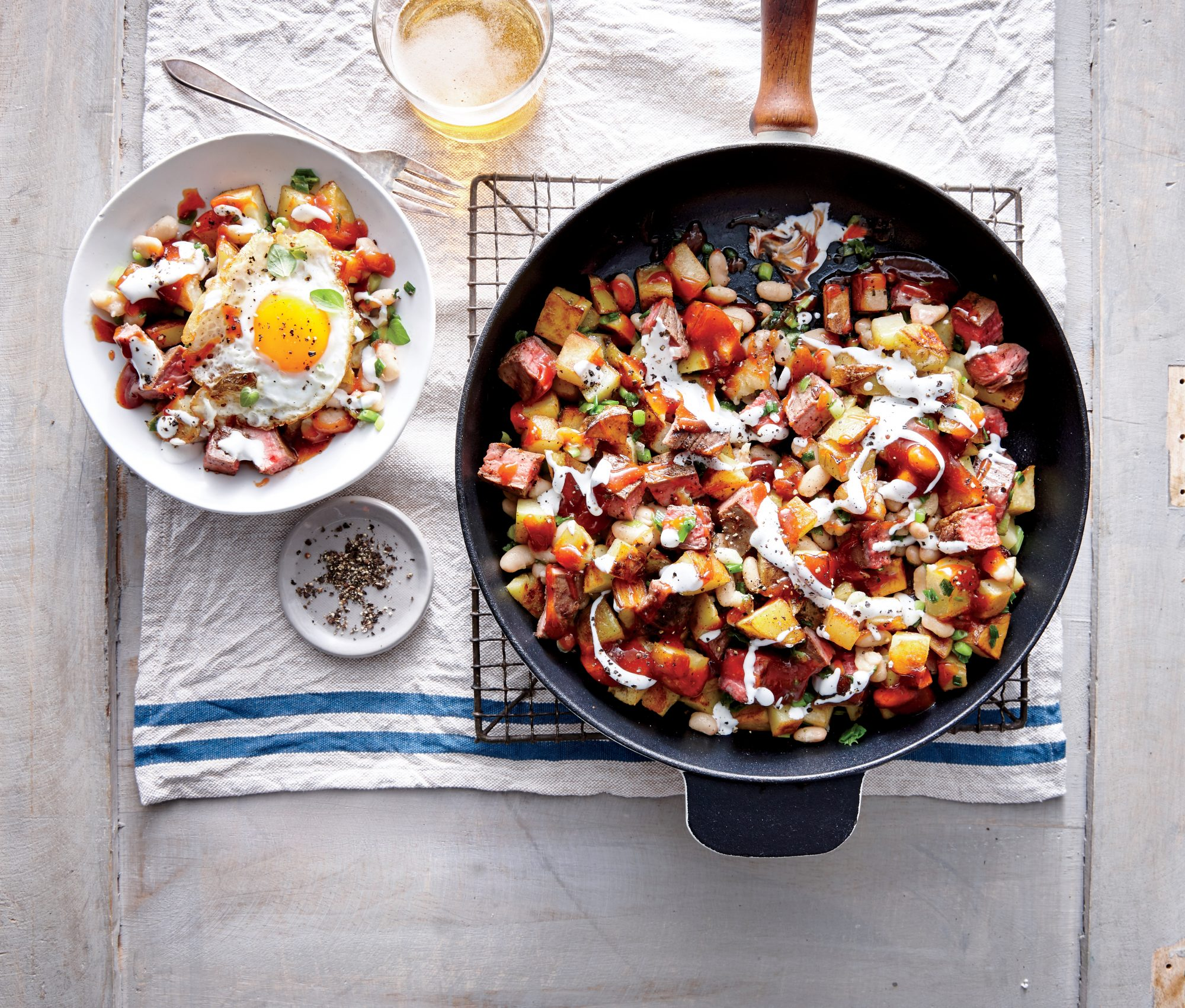 Texas Barbecue Hash