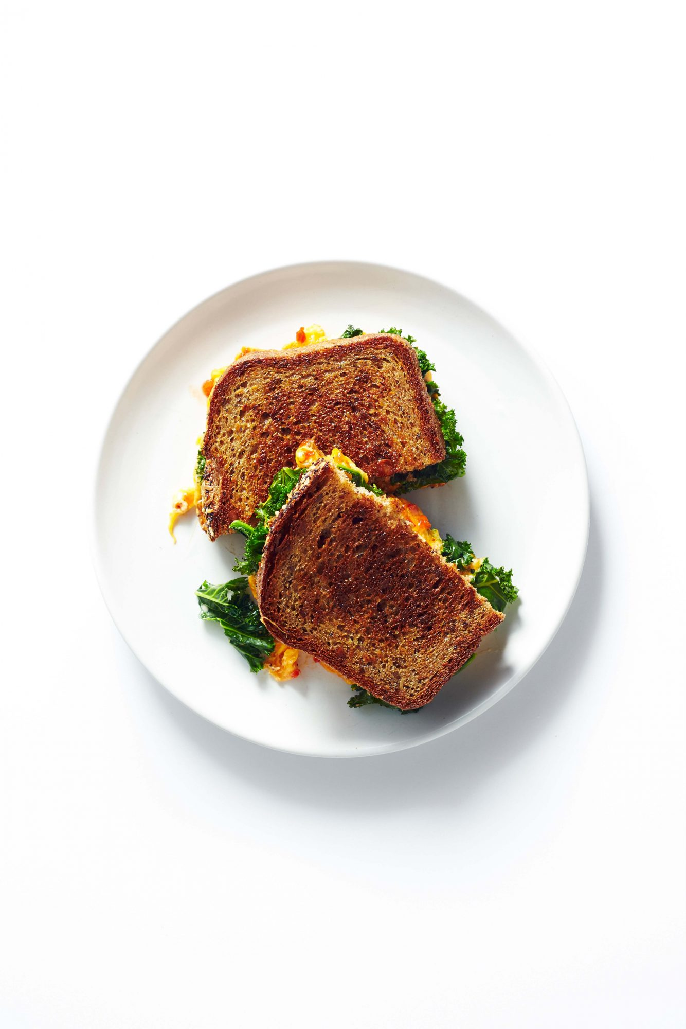 Kicky Grilled Cheeses