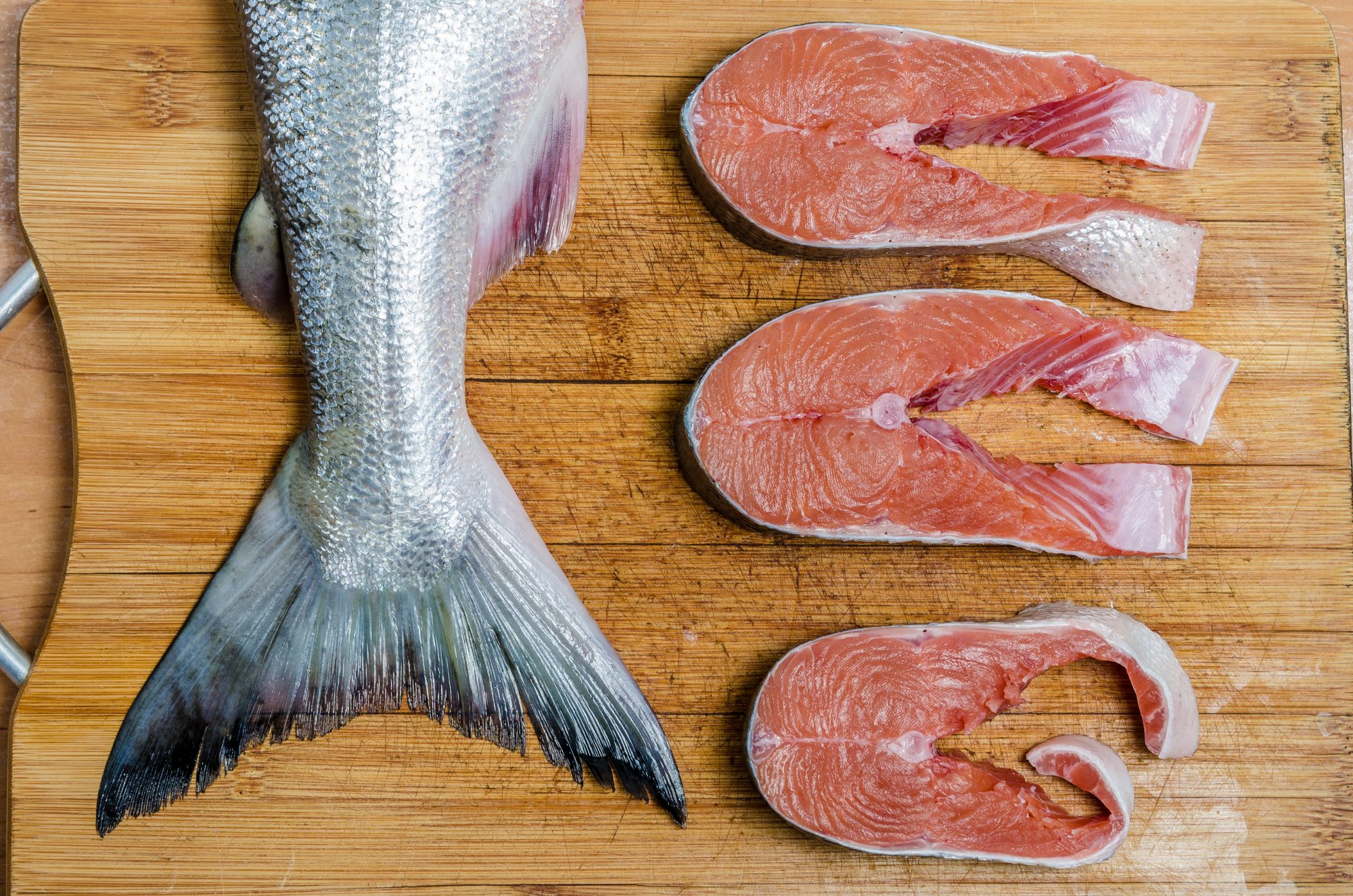 A Guide to Every Type of Salmon You Can Buy GettyImages-1064394798