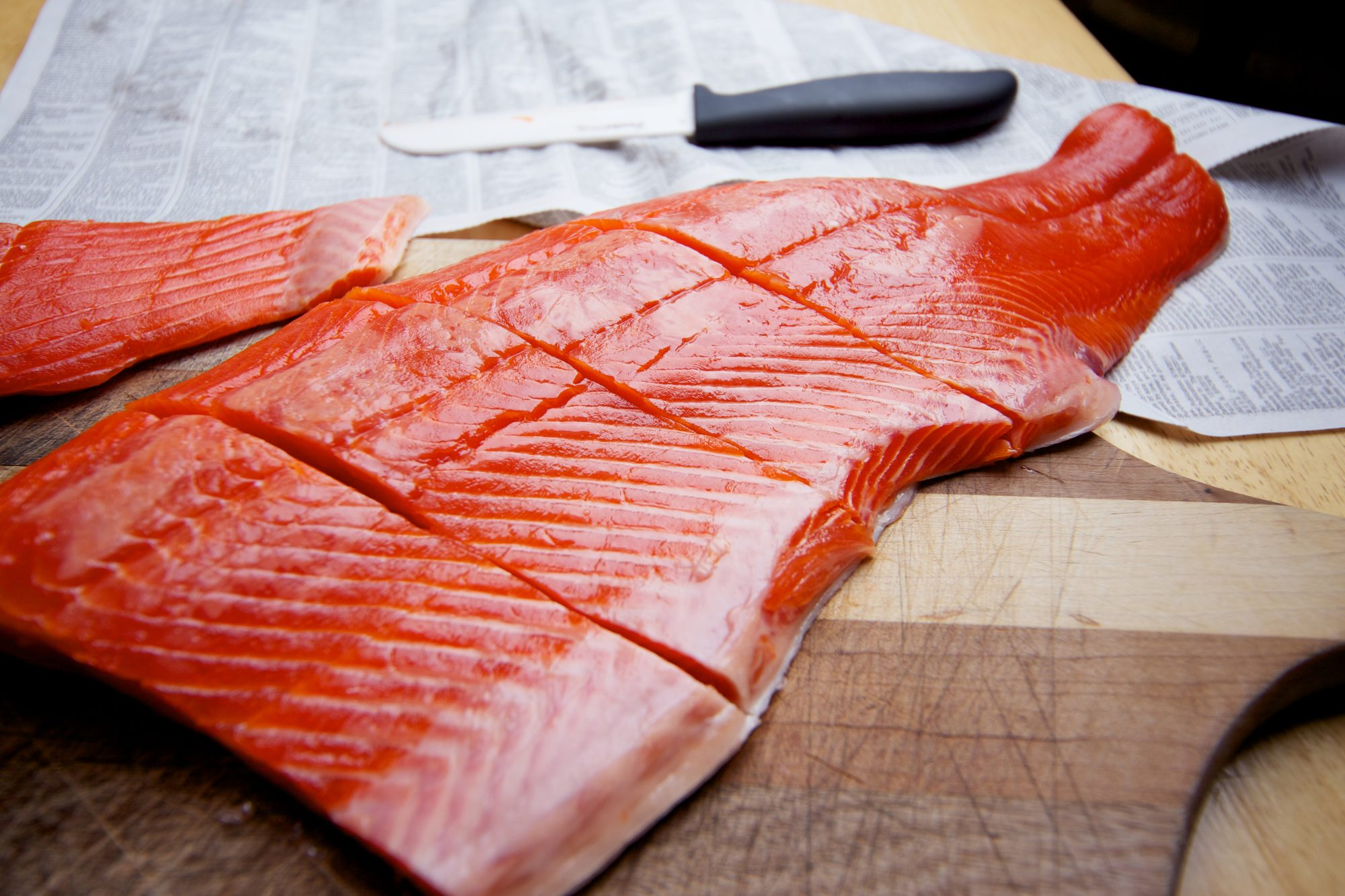 A Guide to Every Type of Salmon You Can Buy GettyImages-168484236