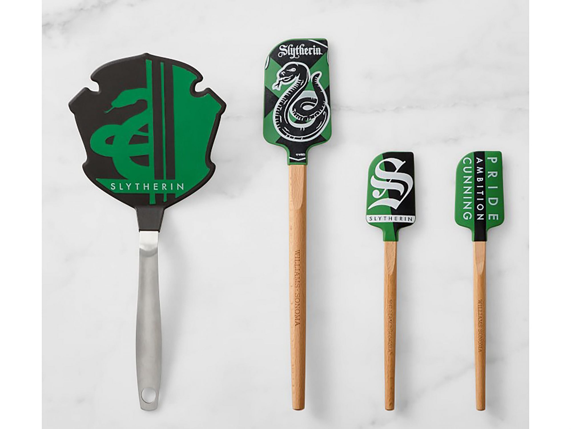 Williams Sonoma Adds New Harry Potter Items Just in Time for Holidays HP-Spatulas