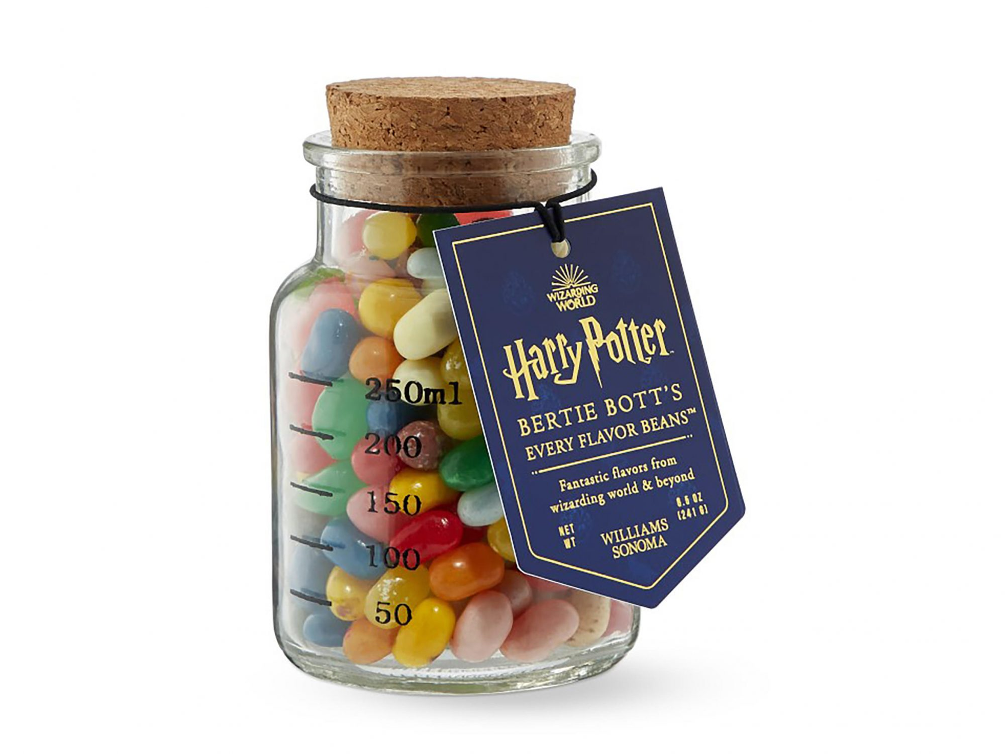 Williams Sonoma Adds New Harry Potter Items Just in Time for Holidays HP-every-flavor-beans
