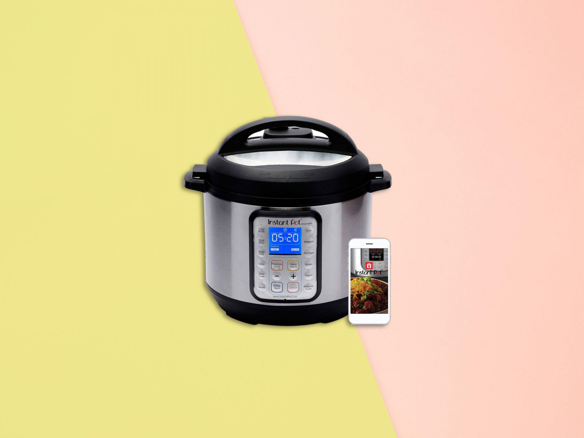 Our Guide to Instant Pot: How to Decide Which Model is Right For You Smart-Wifi-IP
