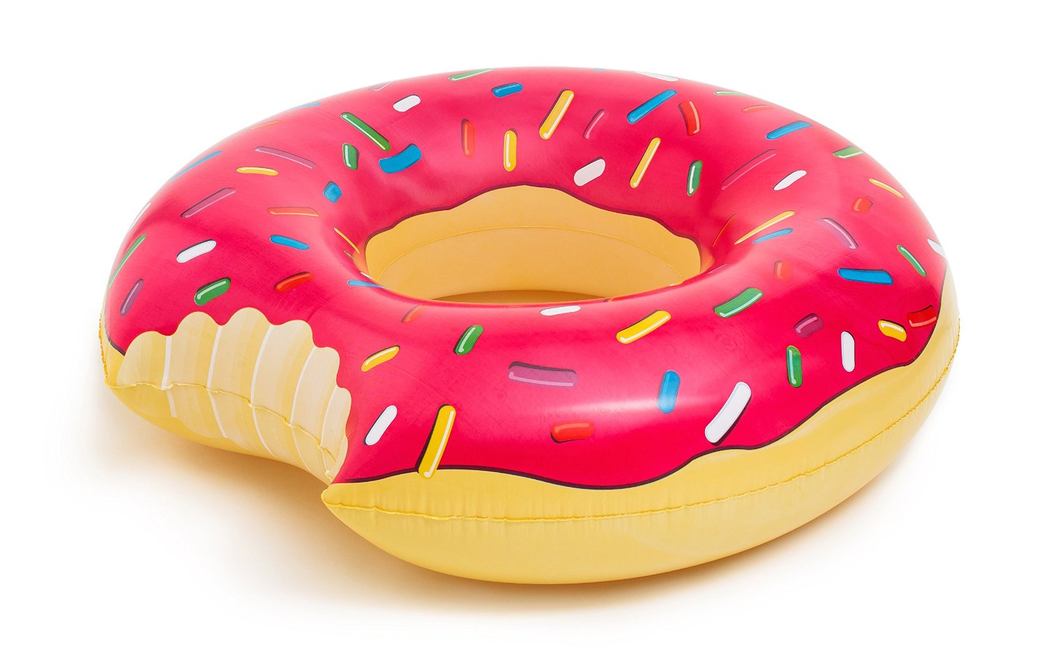 EC: This Summer's Hottest Breakfast-Inspired Beach Accessories assets%2Fmessage-editor%2F1466216467494-big-mouth-giant-doughnut-pool-float-inline