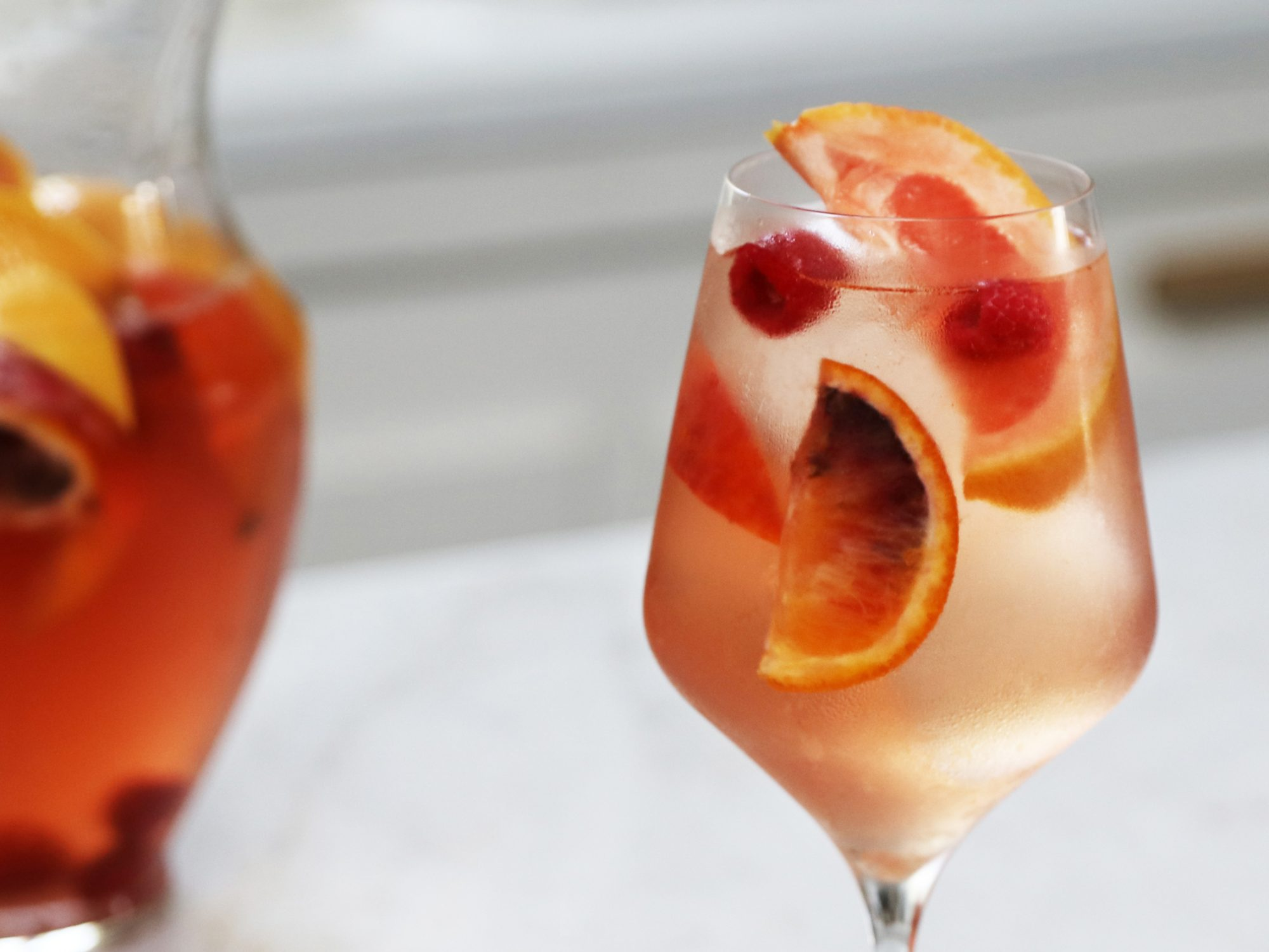 Will You Accept This Rosé Sangria image