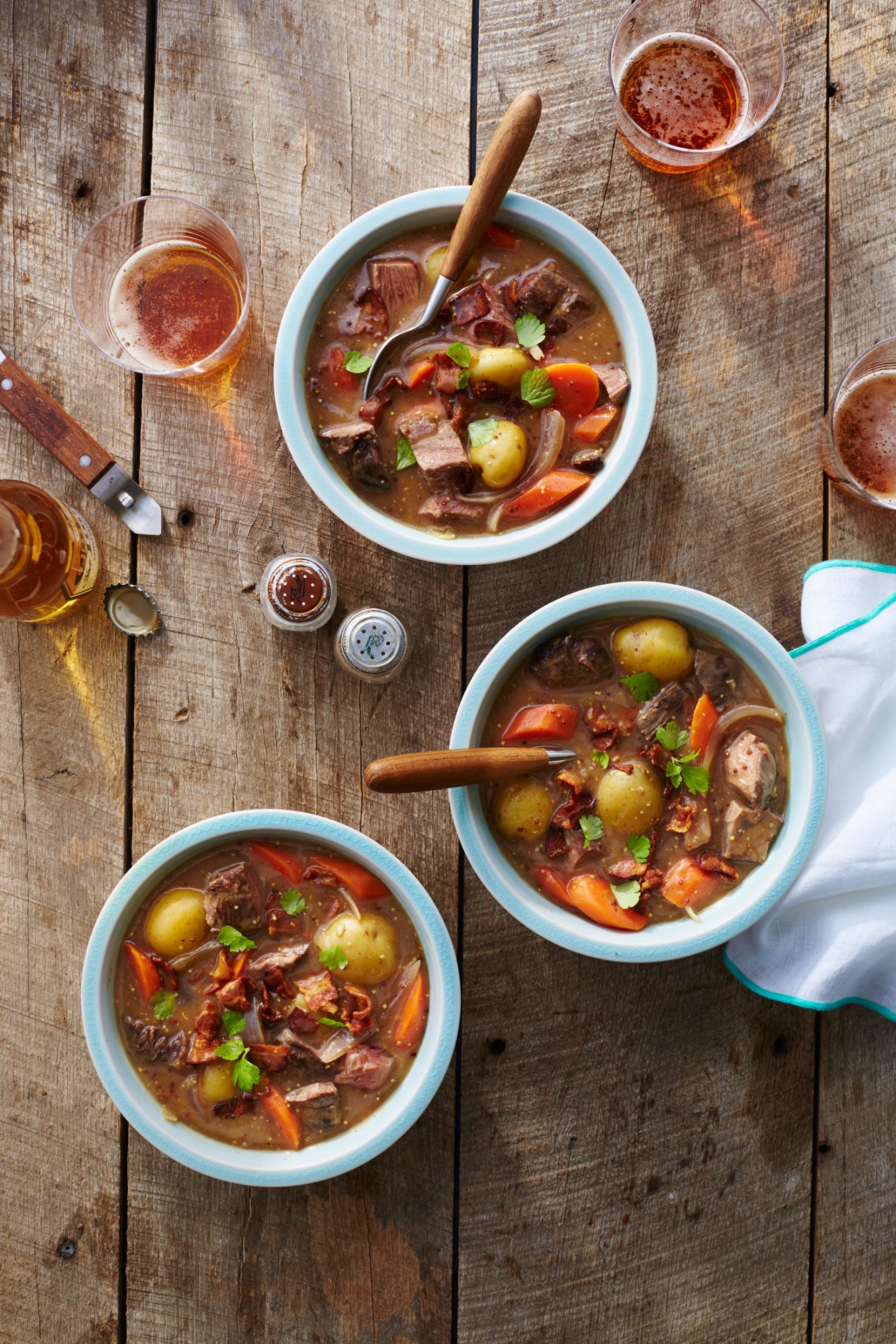 Bacon and Beef Stew image