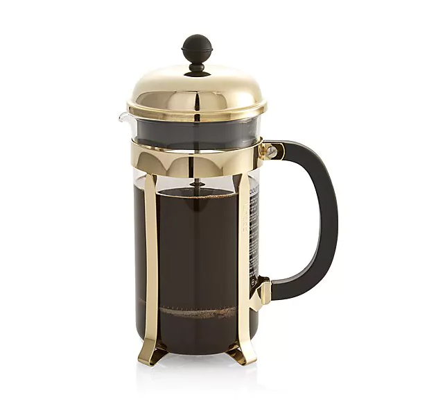 Bodum Chambord Gold 34-Ounce French Press