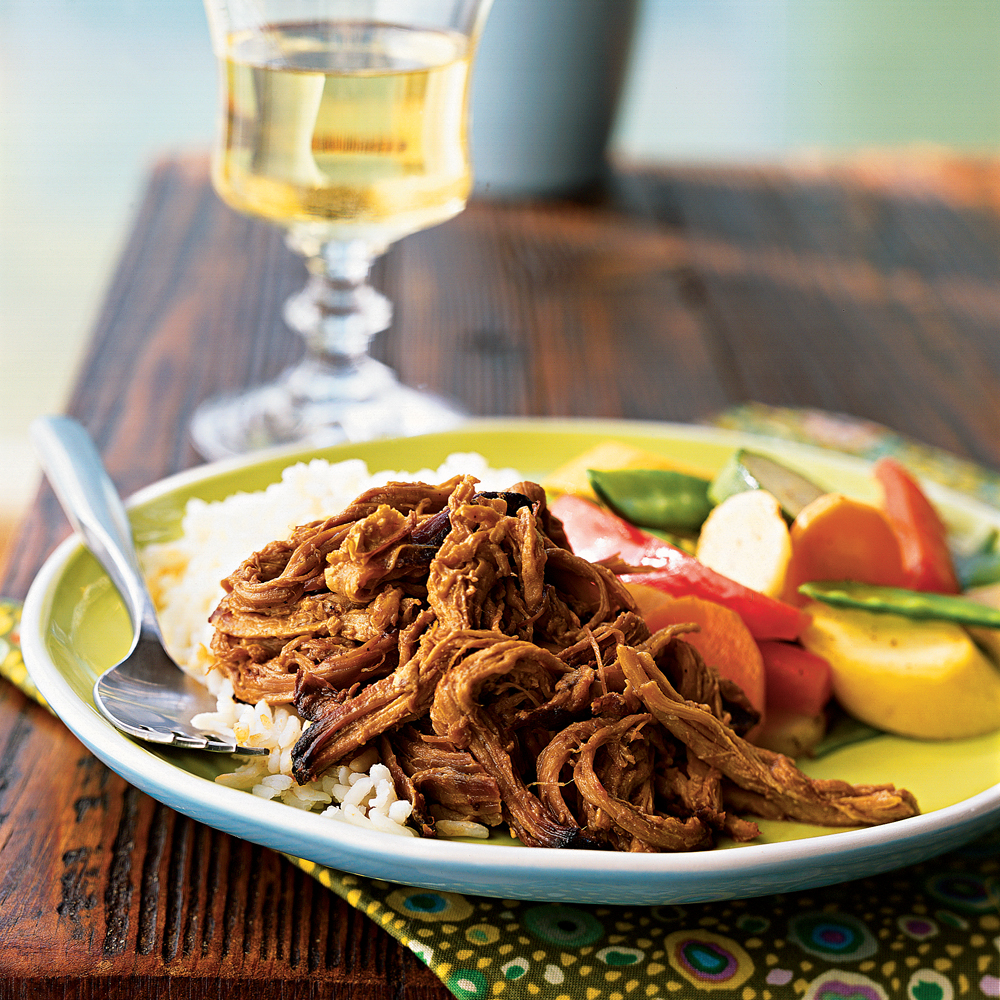 Slow Cooker Char Siu Pork Roast