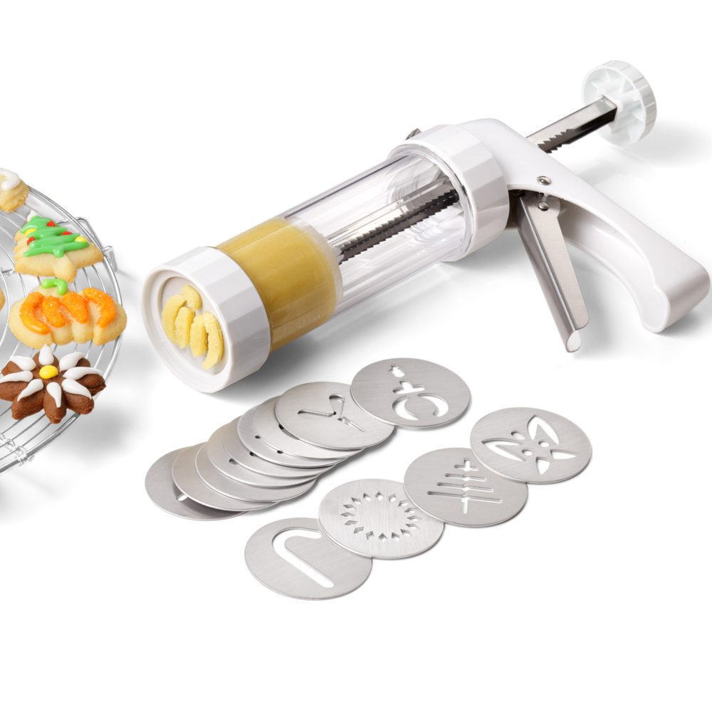 Clear Cookie Press