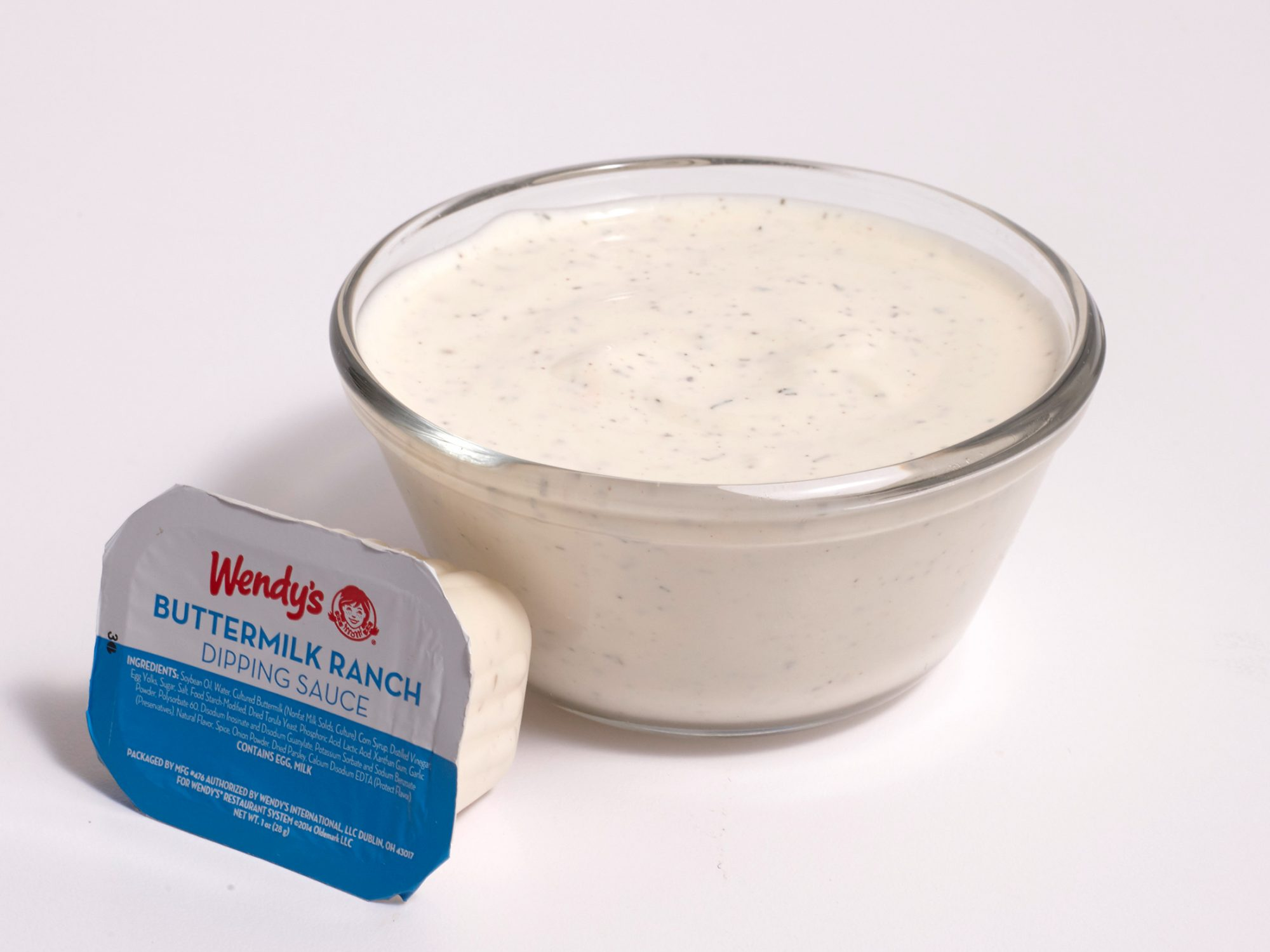 Copycat Wendy's Ranch Sauce