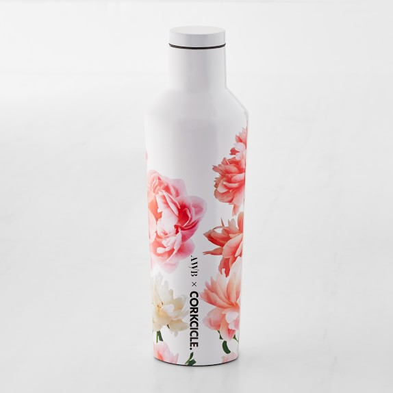 Corkcicle Insulated Floral Canteen