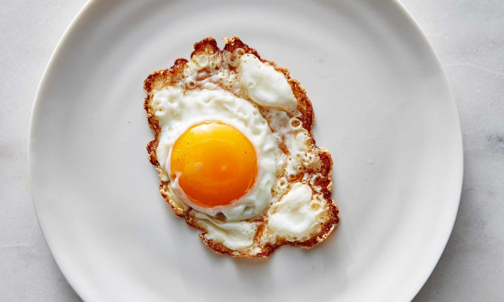 Extra Crispy Fried Eggs Will Change Your Life