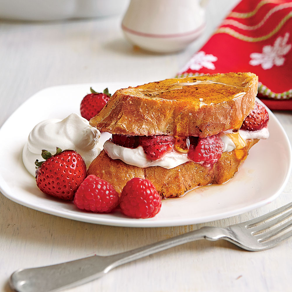 cl-Double-Berry French Toast Casserole Image